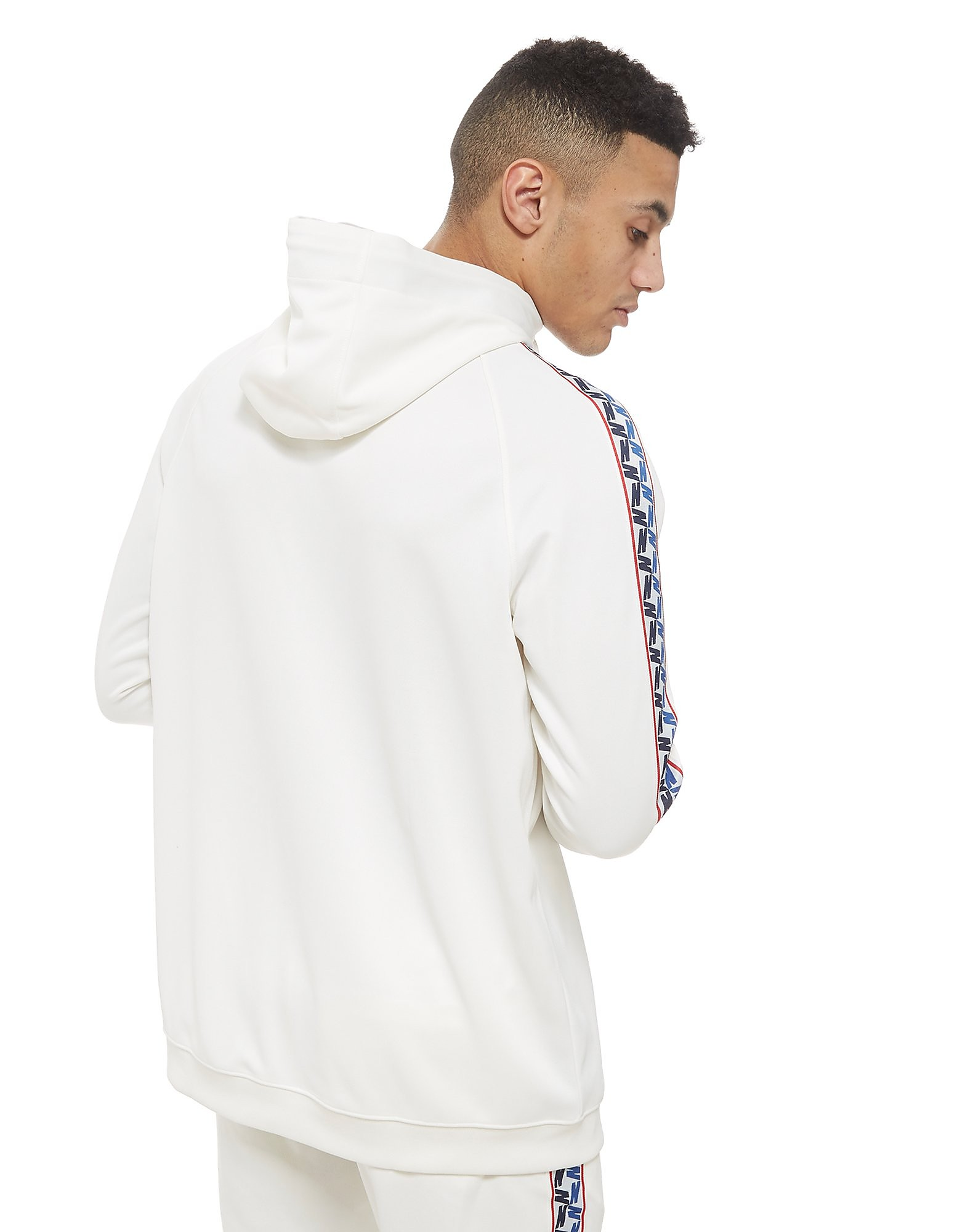 Nike Taped Poly 1/2 Zip Hoody