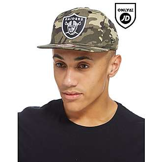 New Era 9FIFTY NFL Oakland Raiders Snapback Cap