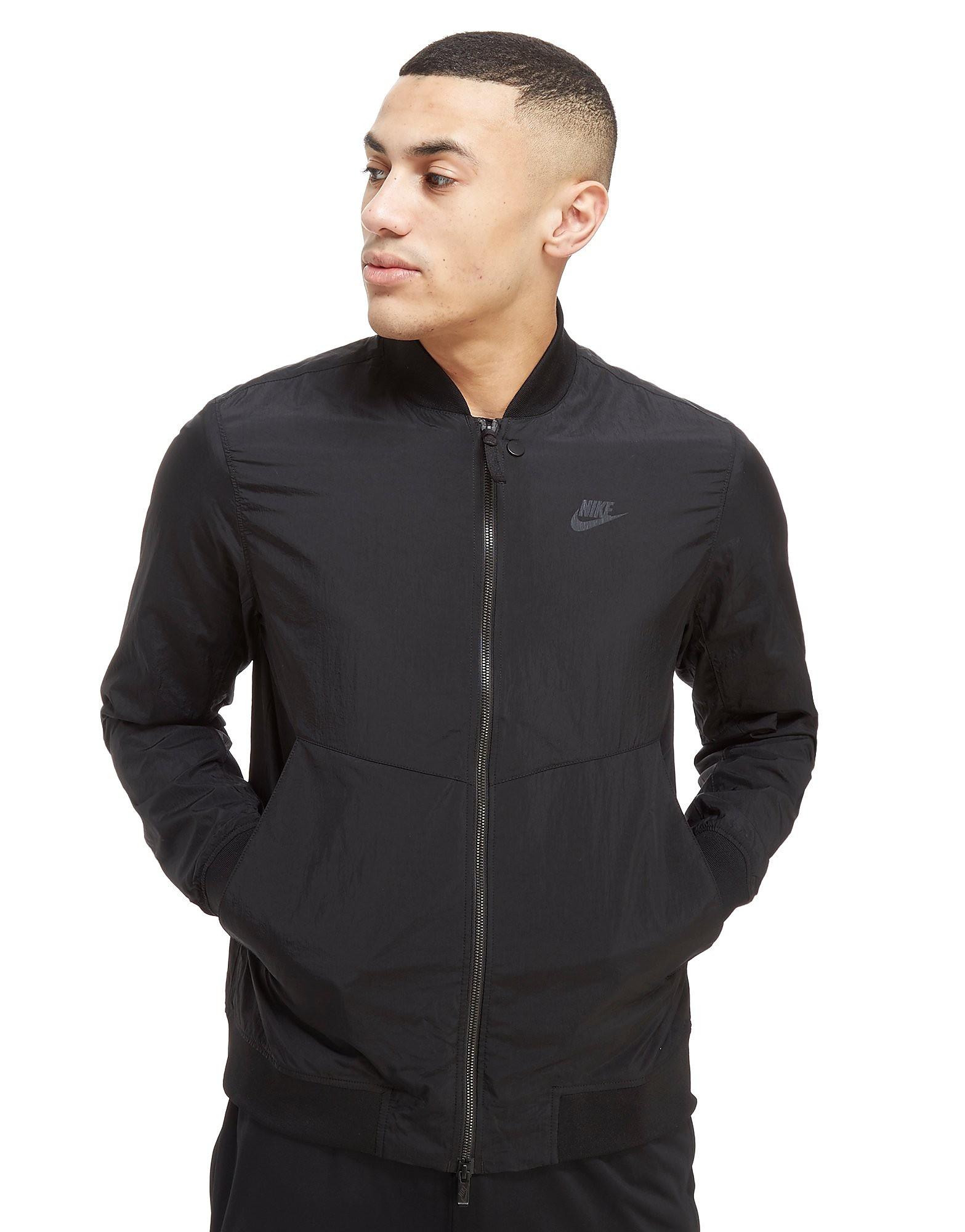 Nike Veste zippée Woven Varsity Homme