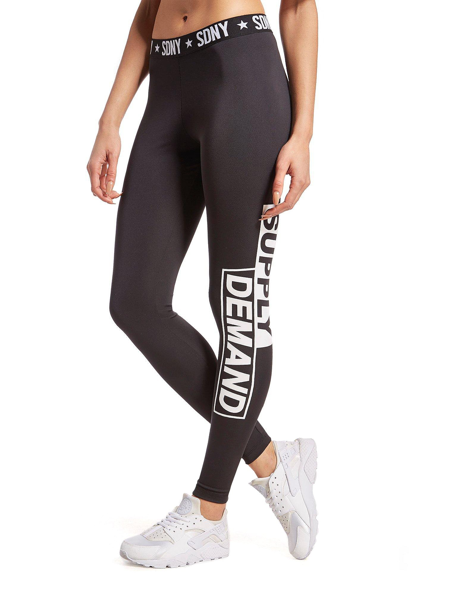 Supply & Demand Logo Stripes Leggings