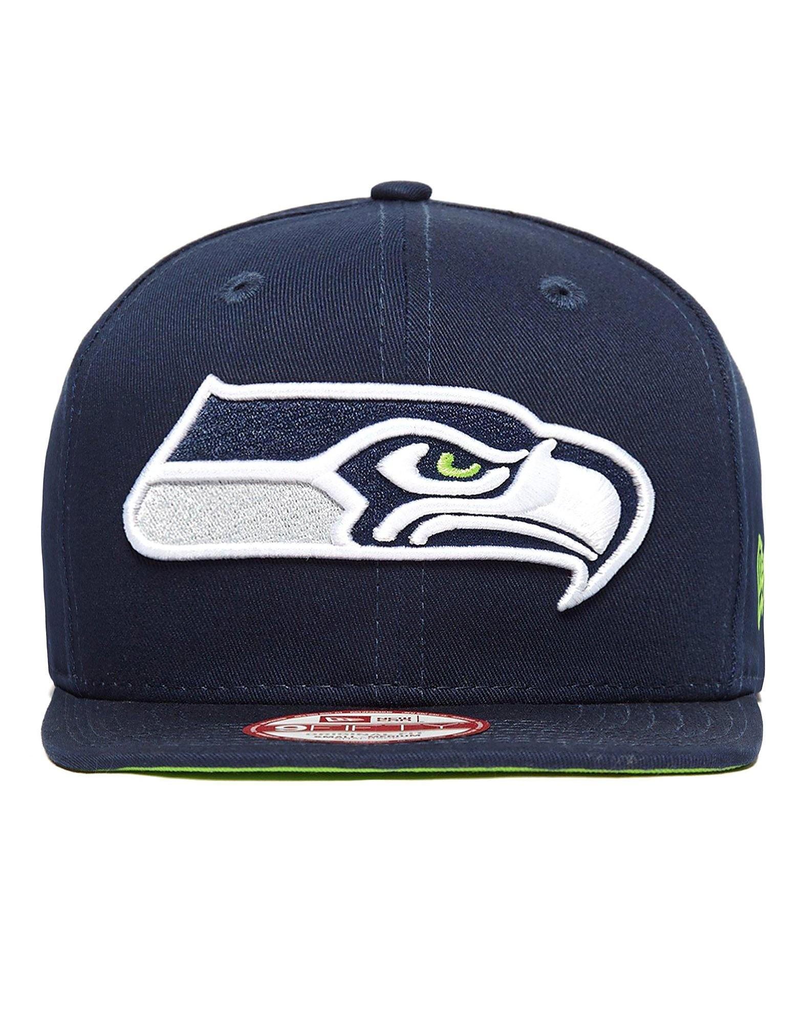 New Era 9FIFTY NFL Seattle Seahawks Snapback Cap