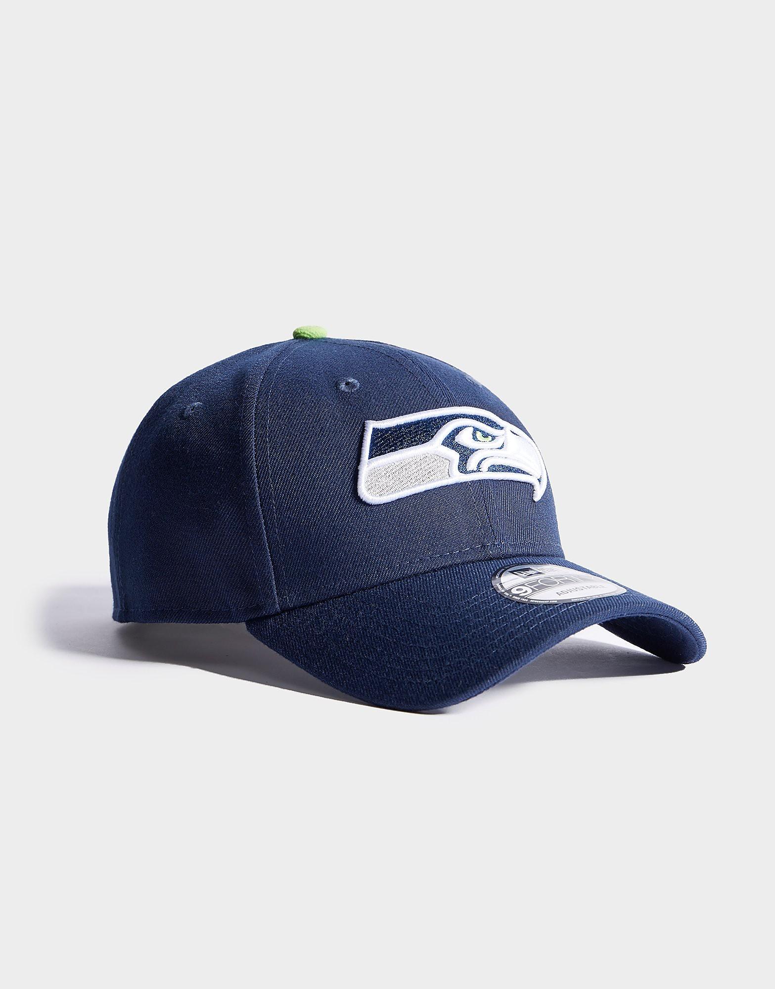 New Era 9FORTY NFL Seattle Seahawks klapbare pet