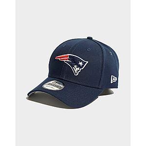 New Era 9FORTY NFL New England Patriots Strapback Cap ... bbe9cd0c02b