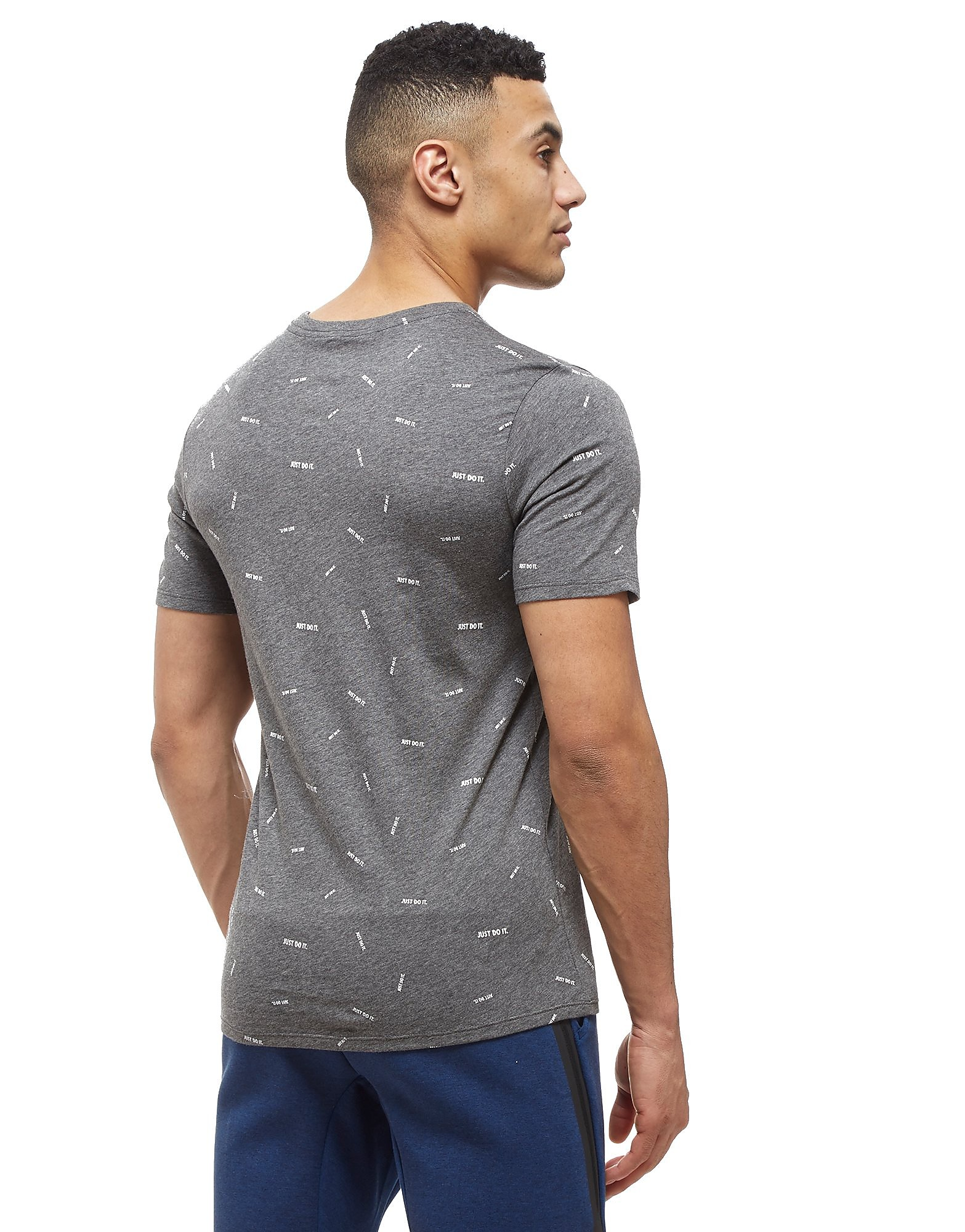 Nike Just Do It All Over Print T-Shirt