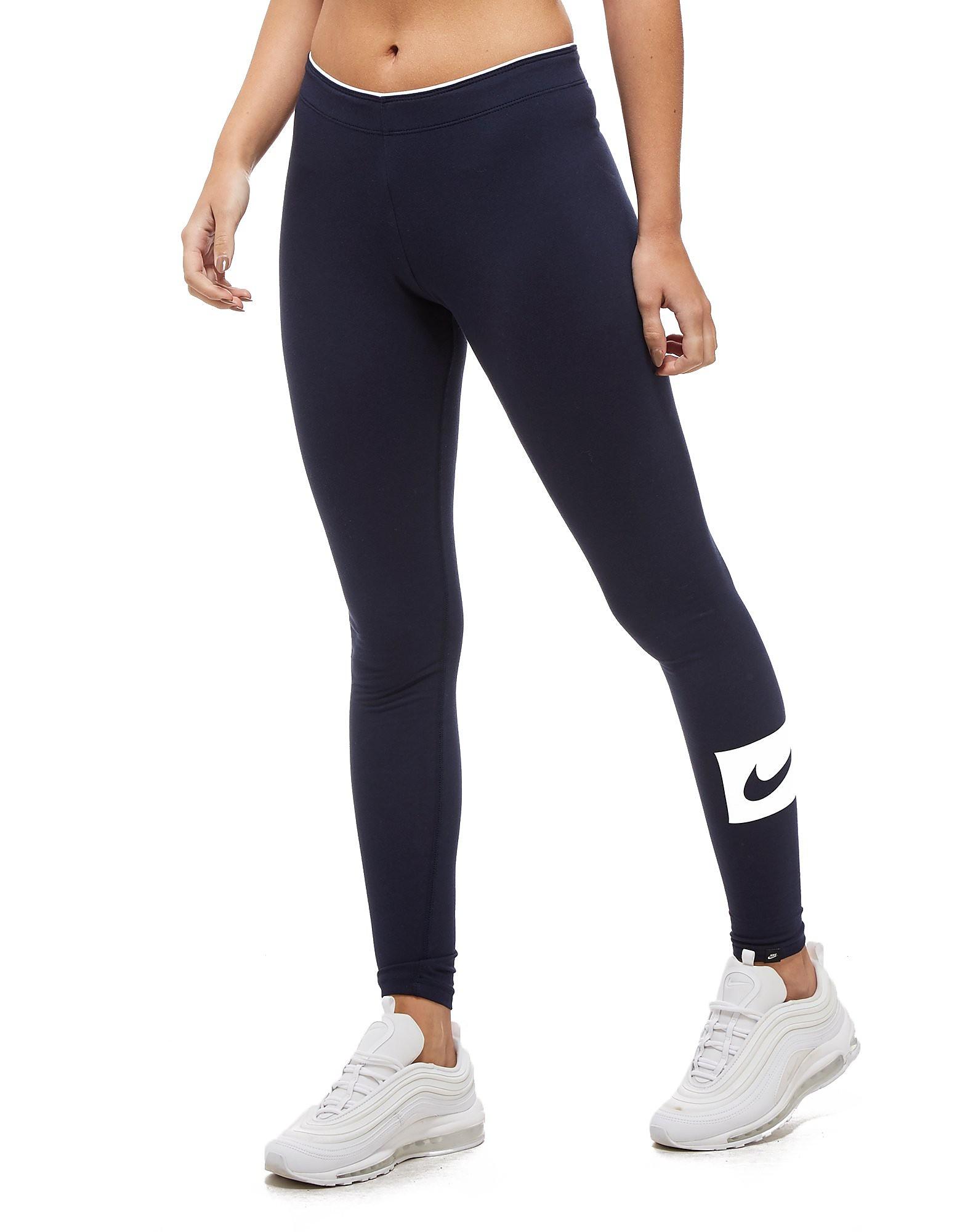 Nike Swoosh Box Leggings