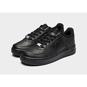 nike black air force 1