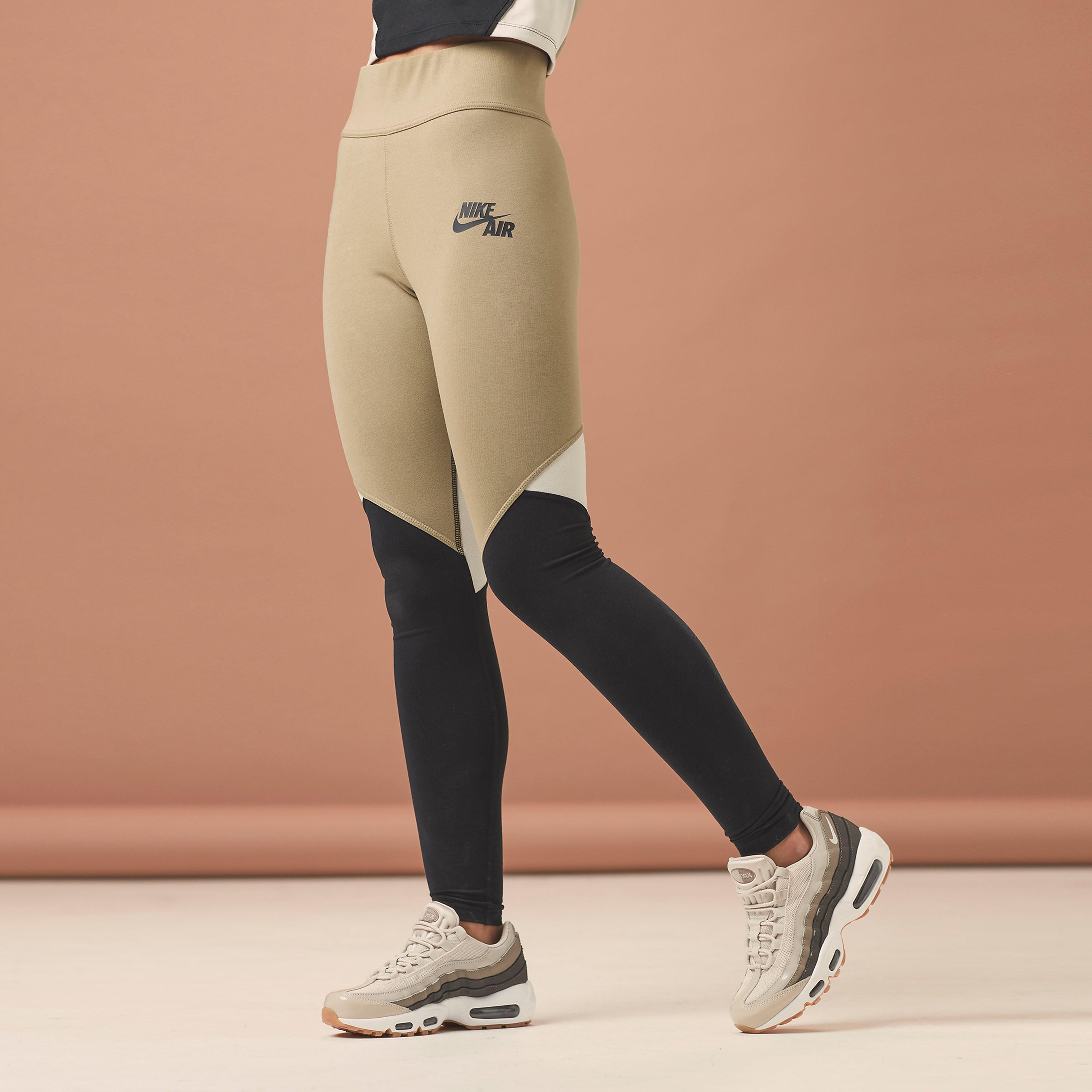Nike Air Colourblock Leggings Dames