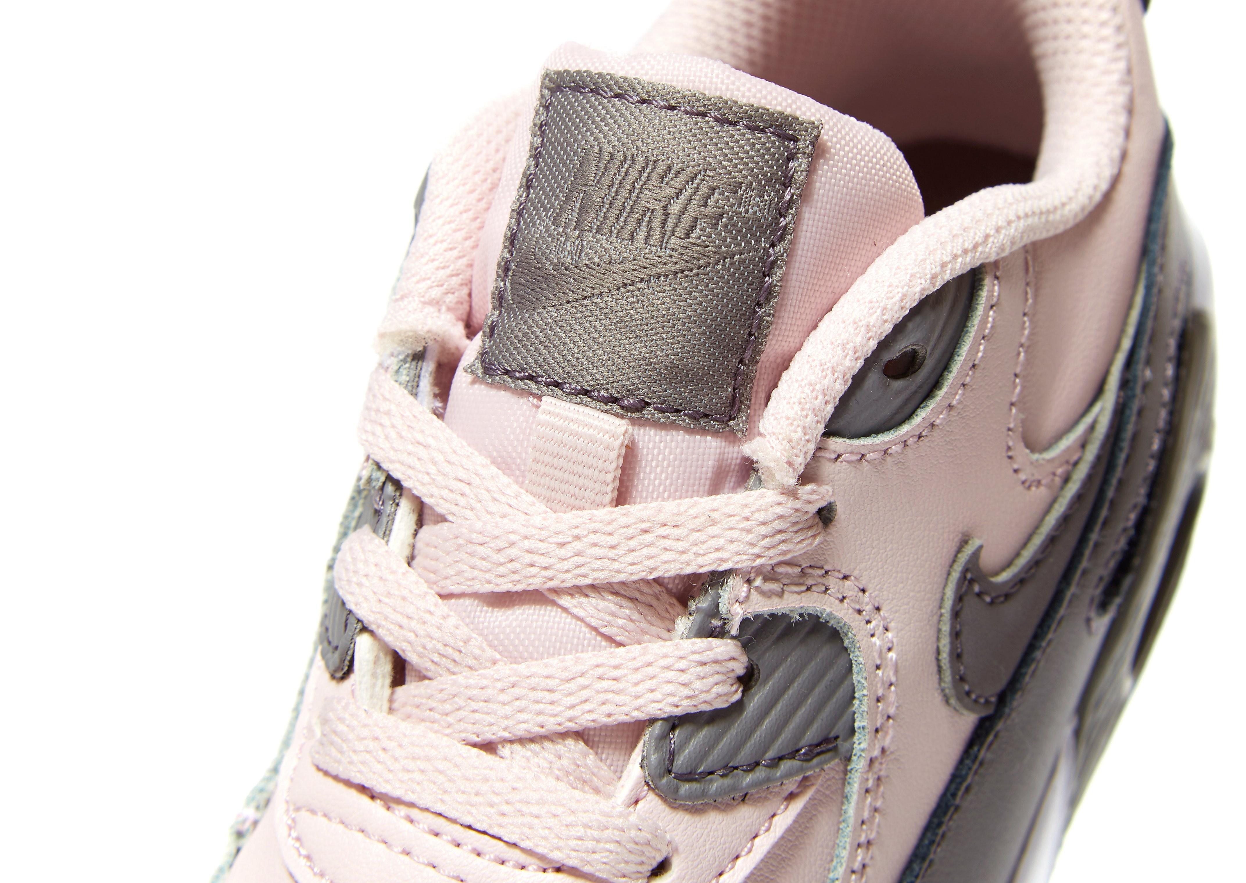 Nike Air Max 90 Kleinkind Rosa-Grau