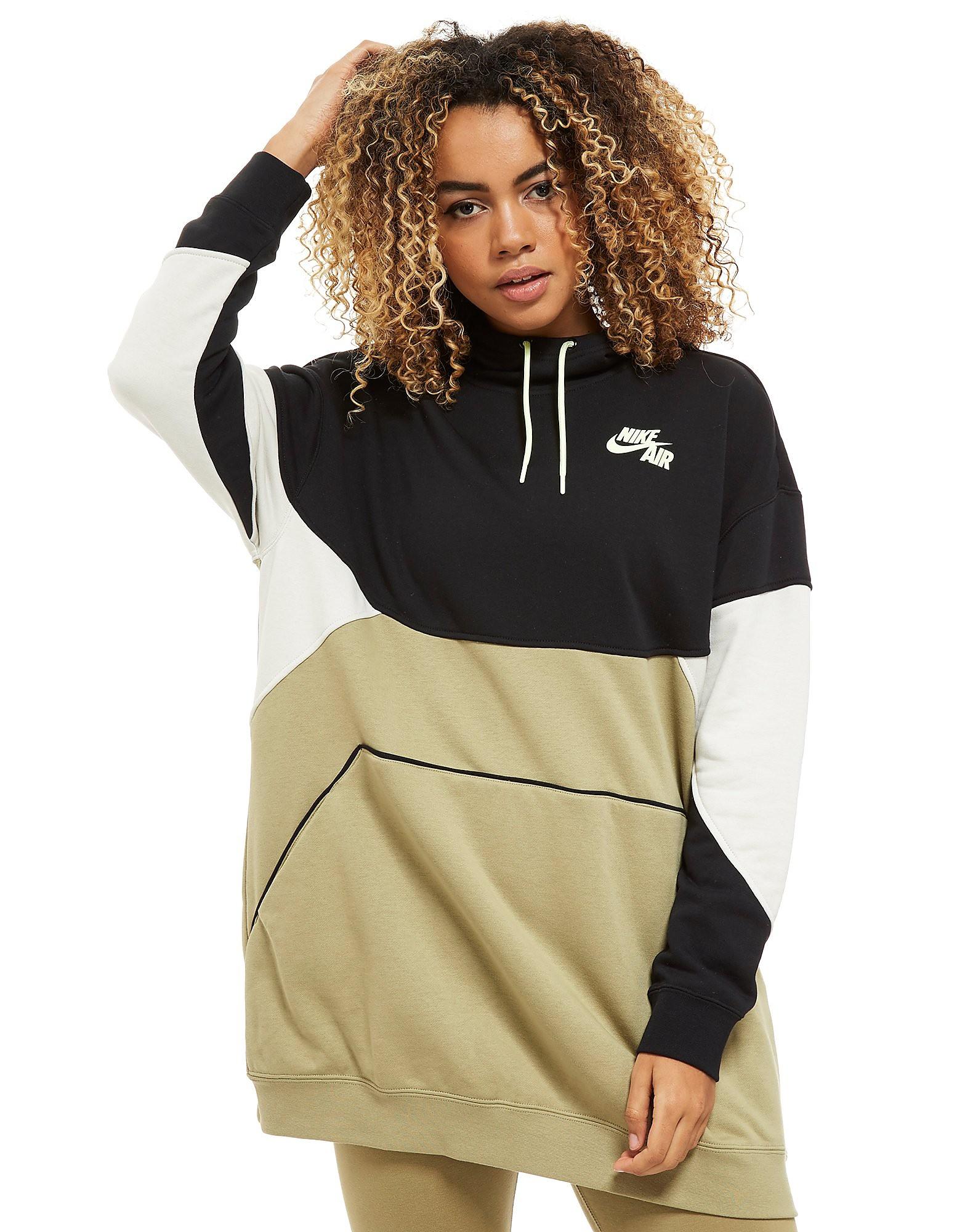 Nike Sweat à capuche Air Colourblock Femme