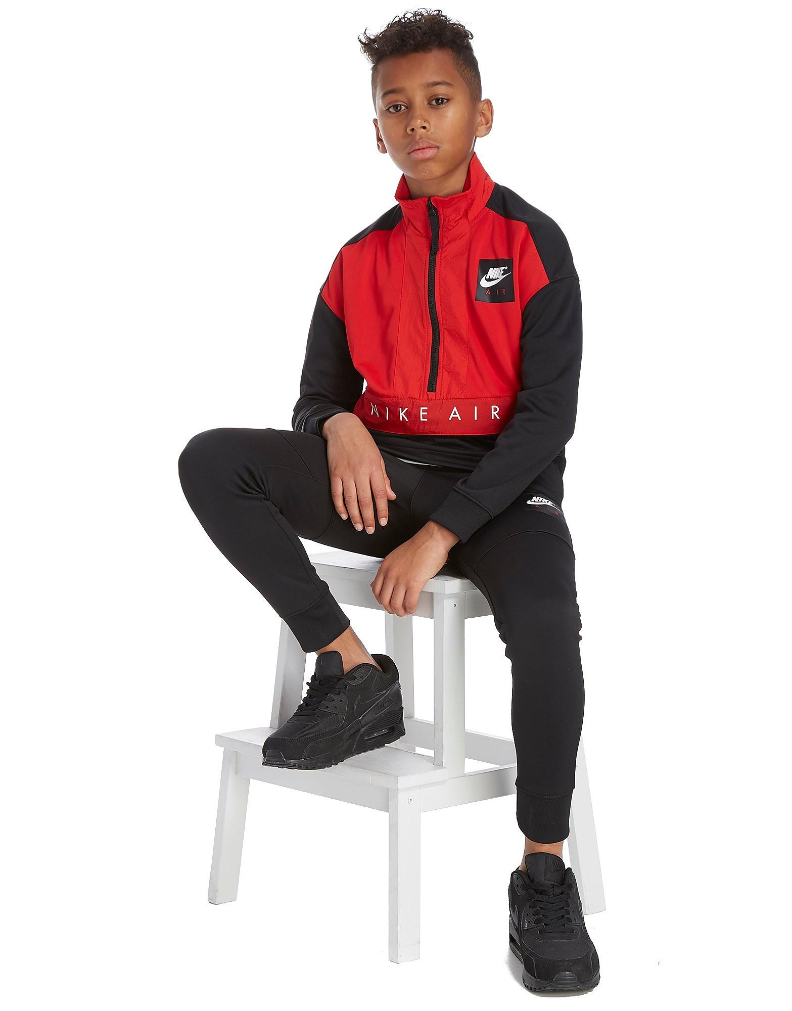 Nike Survêtement zippé 1/4 Air Junior