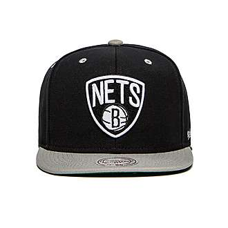 Mitchell & Ness NBA Brooklyn Nets Flipside SnapBack Cap