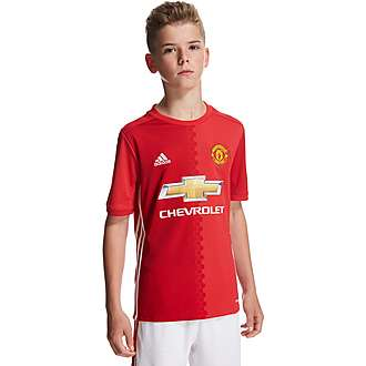adidas Manchester United FC 2016/17 Home Shirt Junior