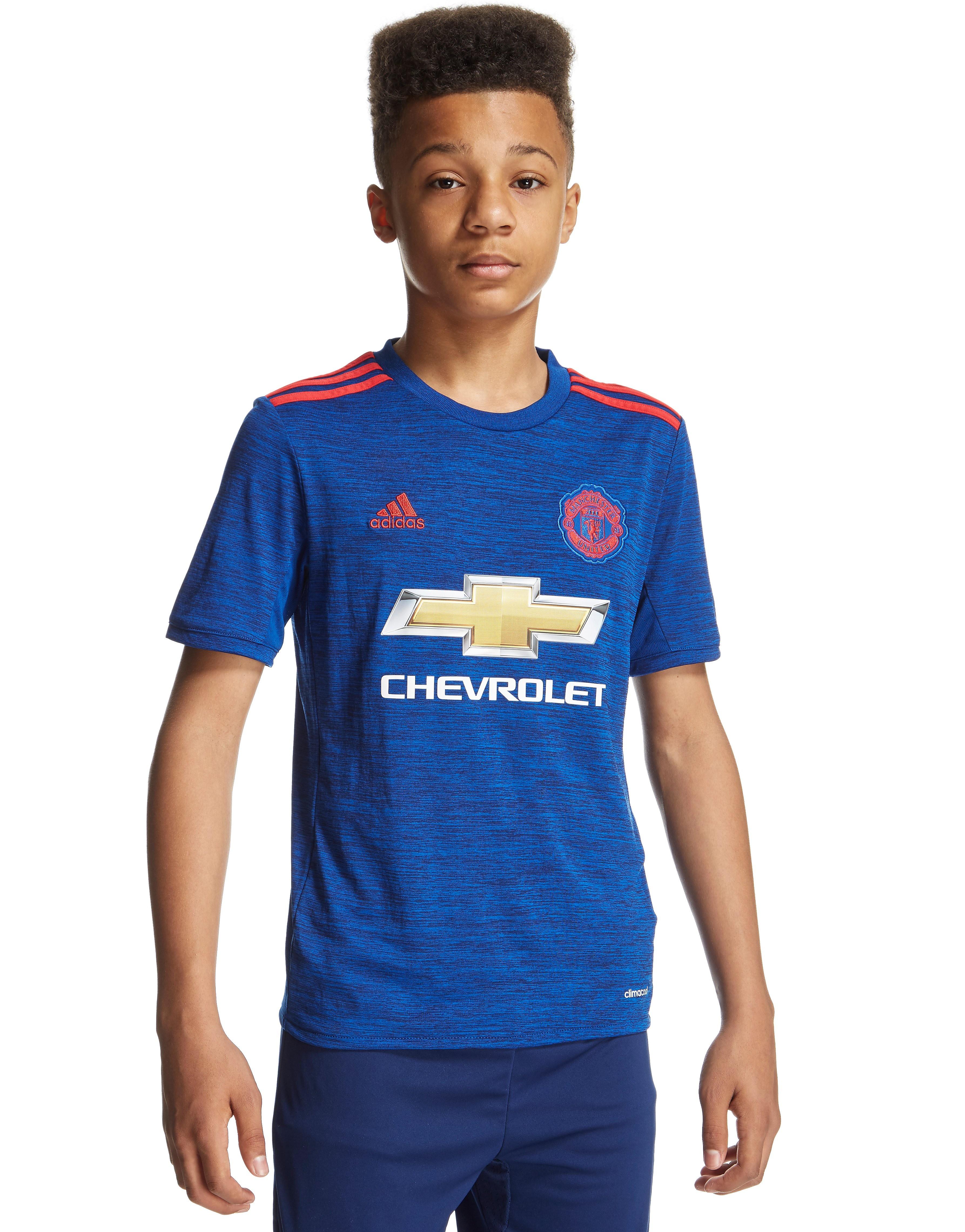 adidas Manchester United 2016/17 Away Shirt Junior