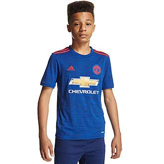 adidas Manchester United 2016/17 Away Shirt Junior PRE OR