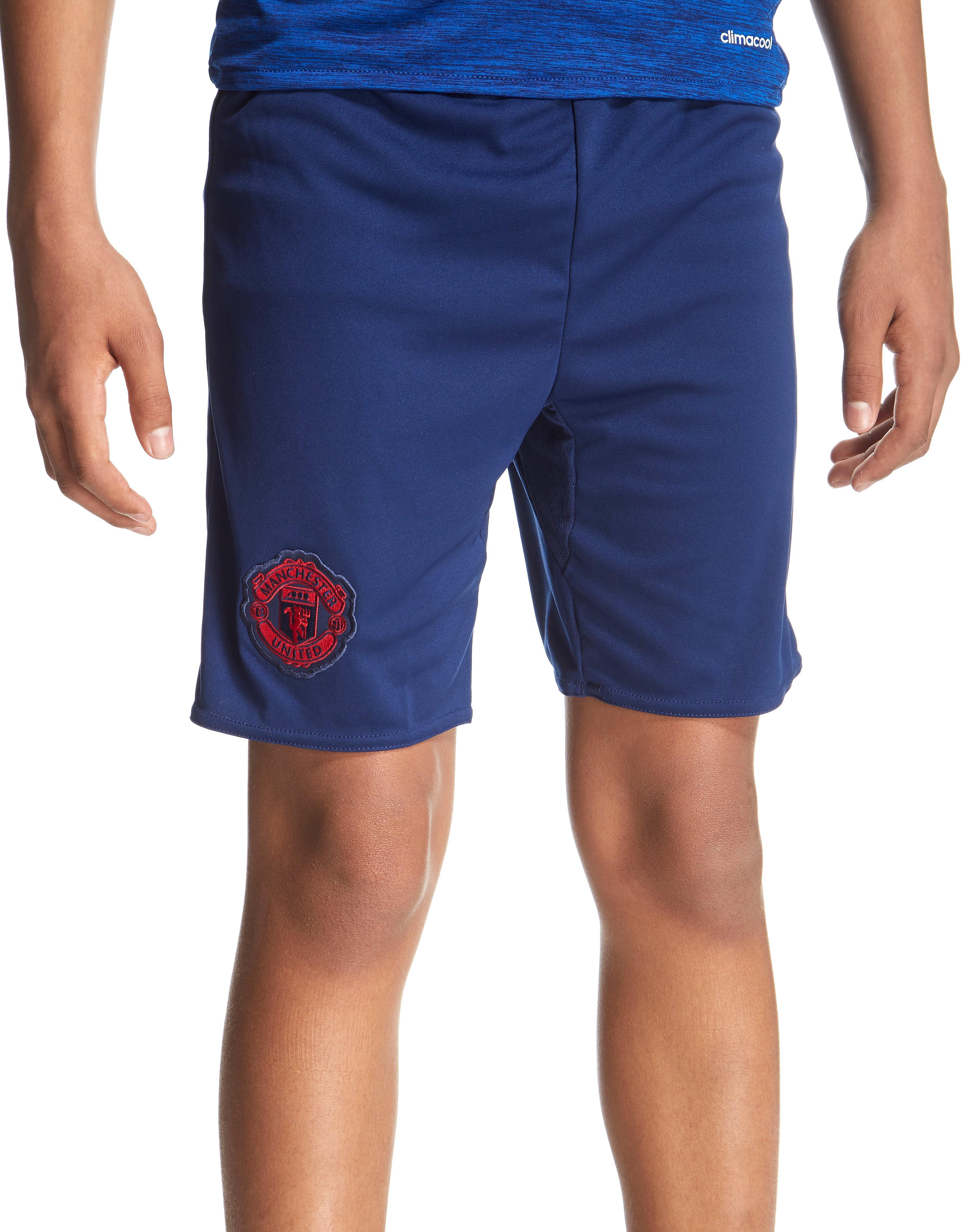adidas Manchester United 2016/17 Away Shorts Junior