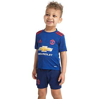 adidas Manchester United 2016/17 Away Kit Children PRE OR