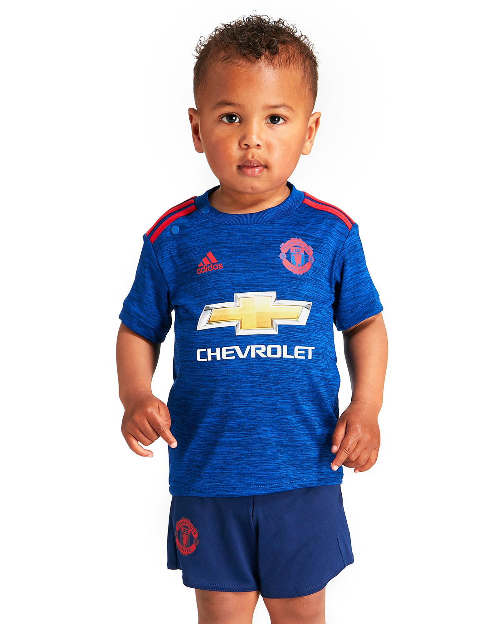 adidas Manchester United 2016/17 Away Kit Infant