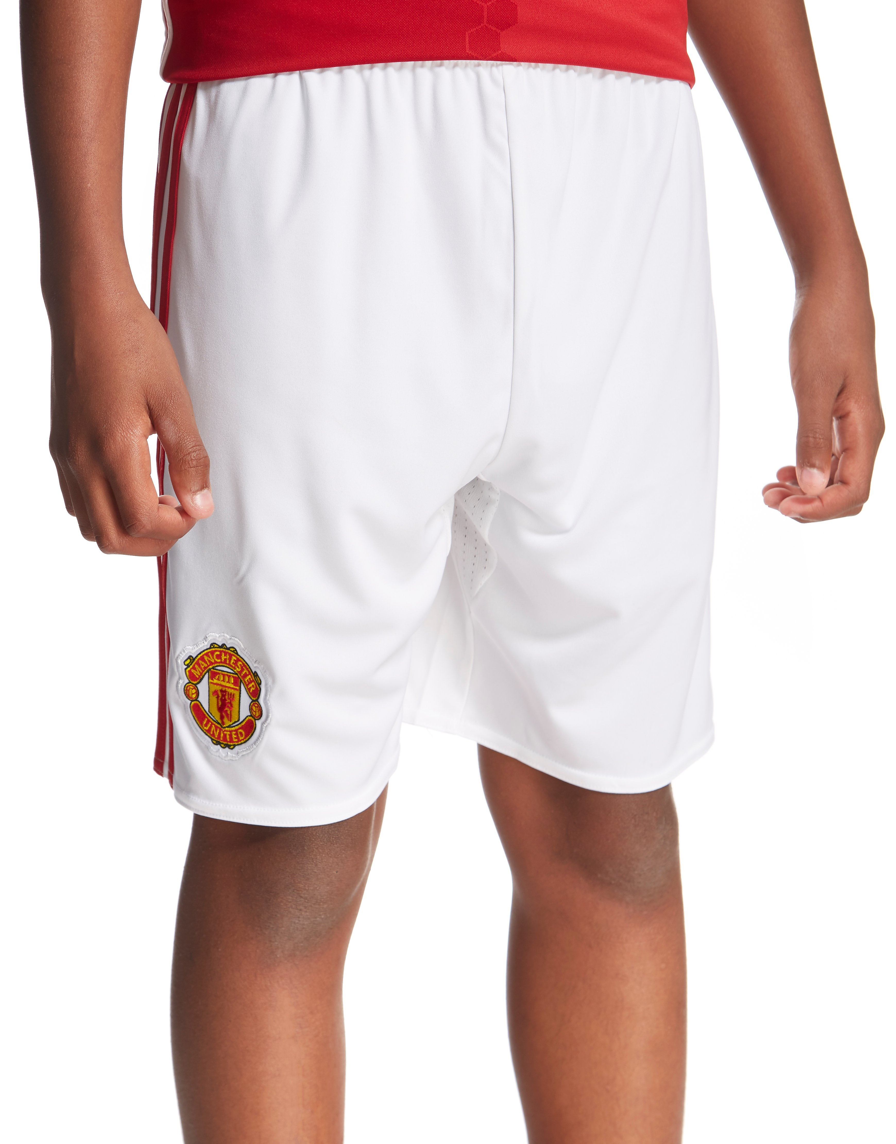 adidas Manchester United FC 2016/17 Home Shorts Junior