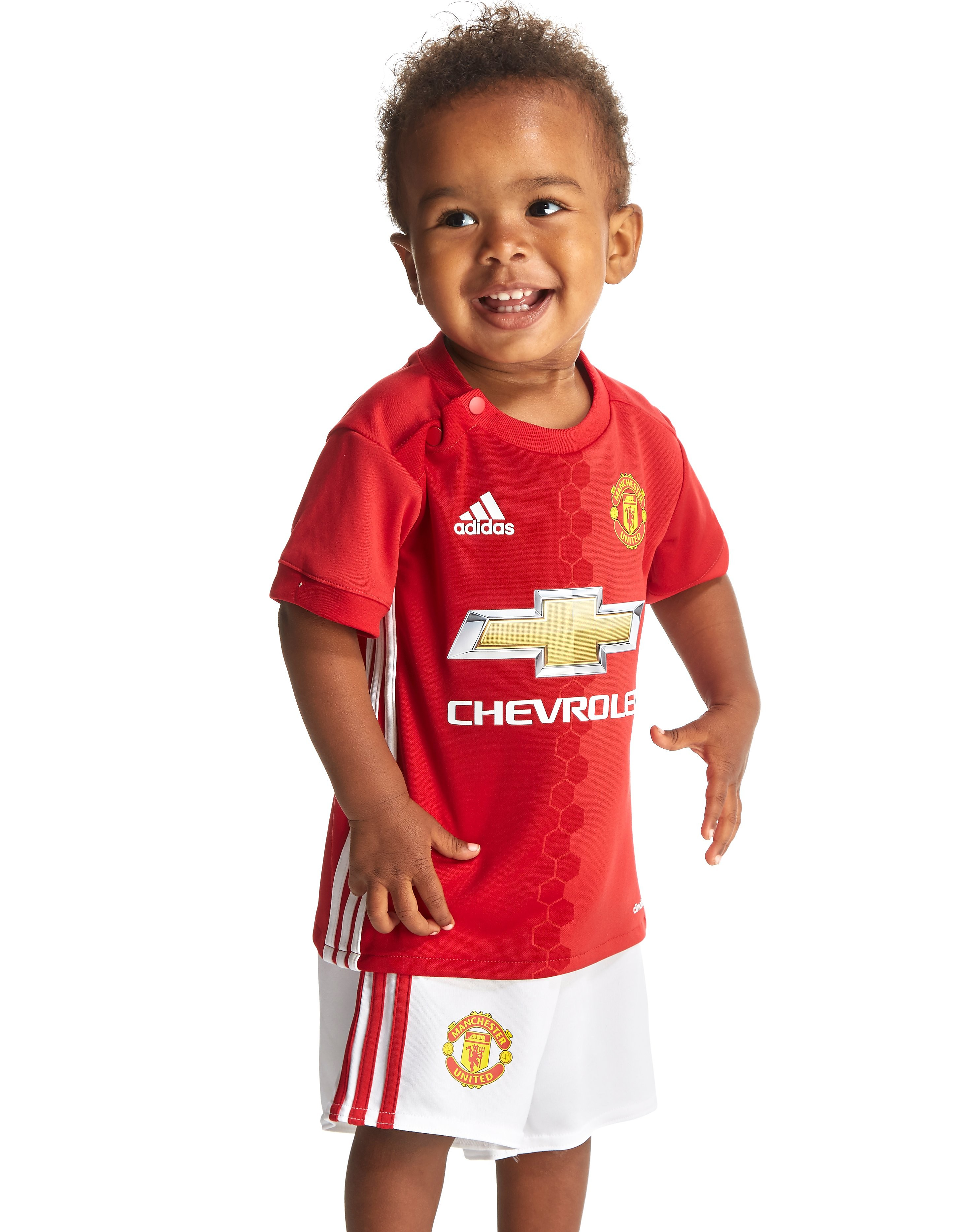 adidas Manchester United FC 2016/17 Home Kit Infant