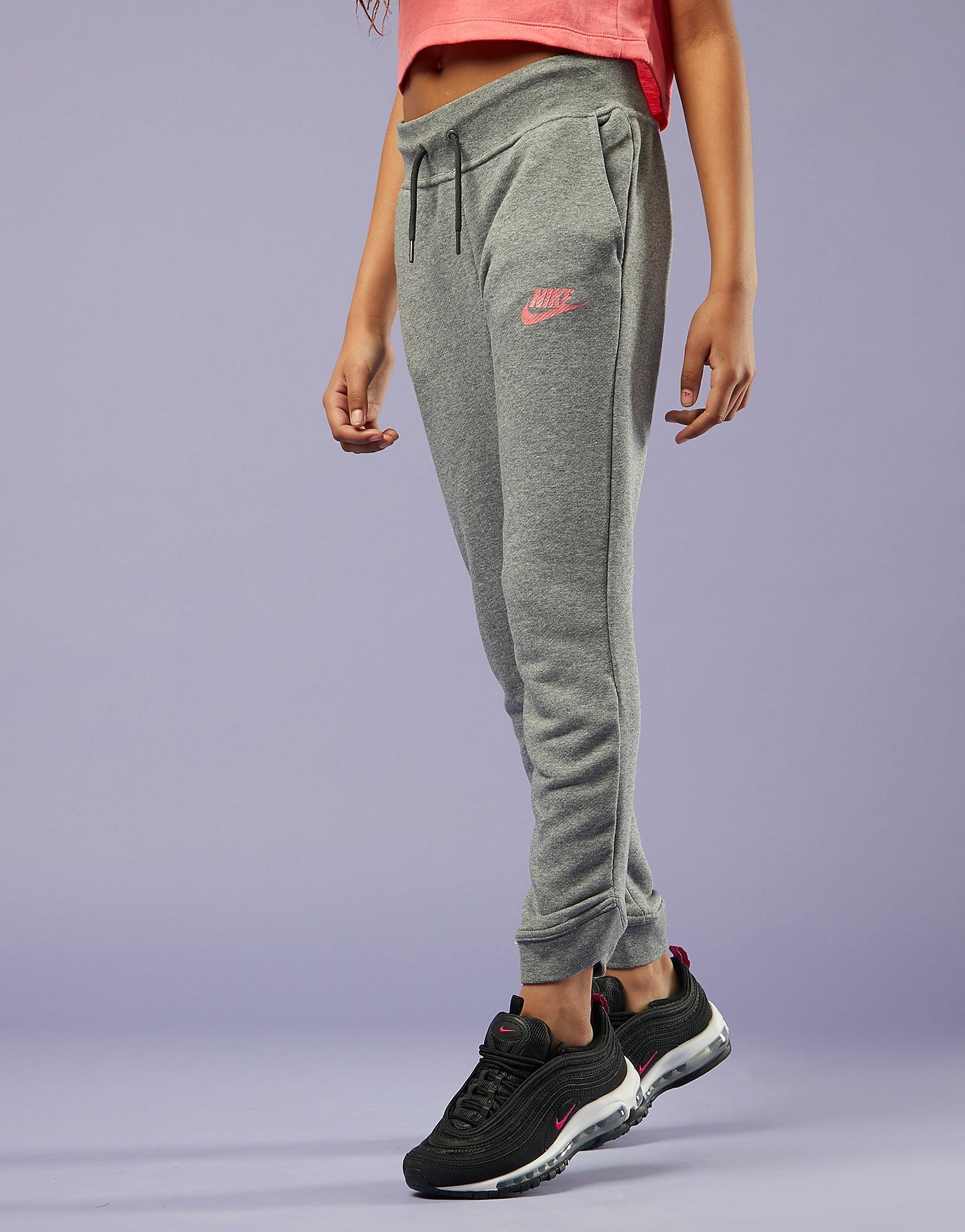 Nike Girls' Fleece Pants Junior