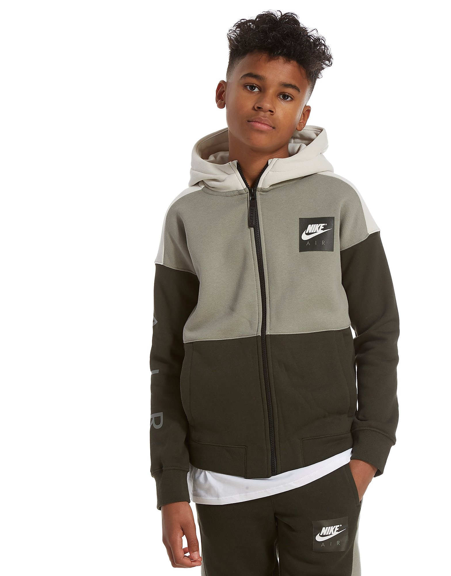 Nike Air Full Zip Hoodie Junior