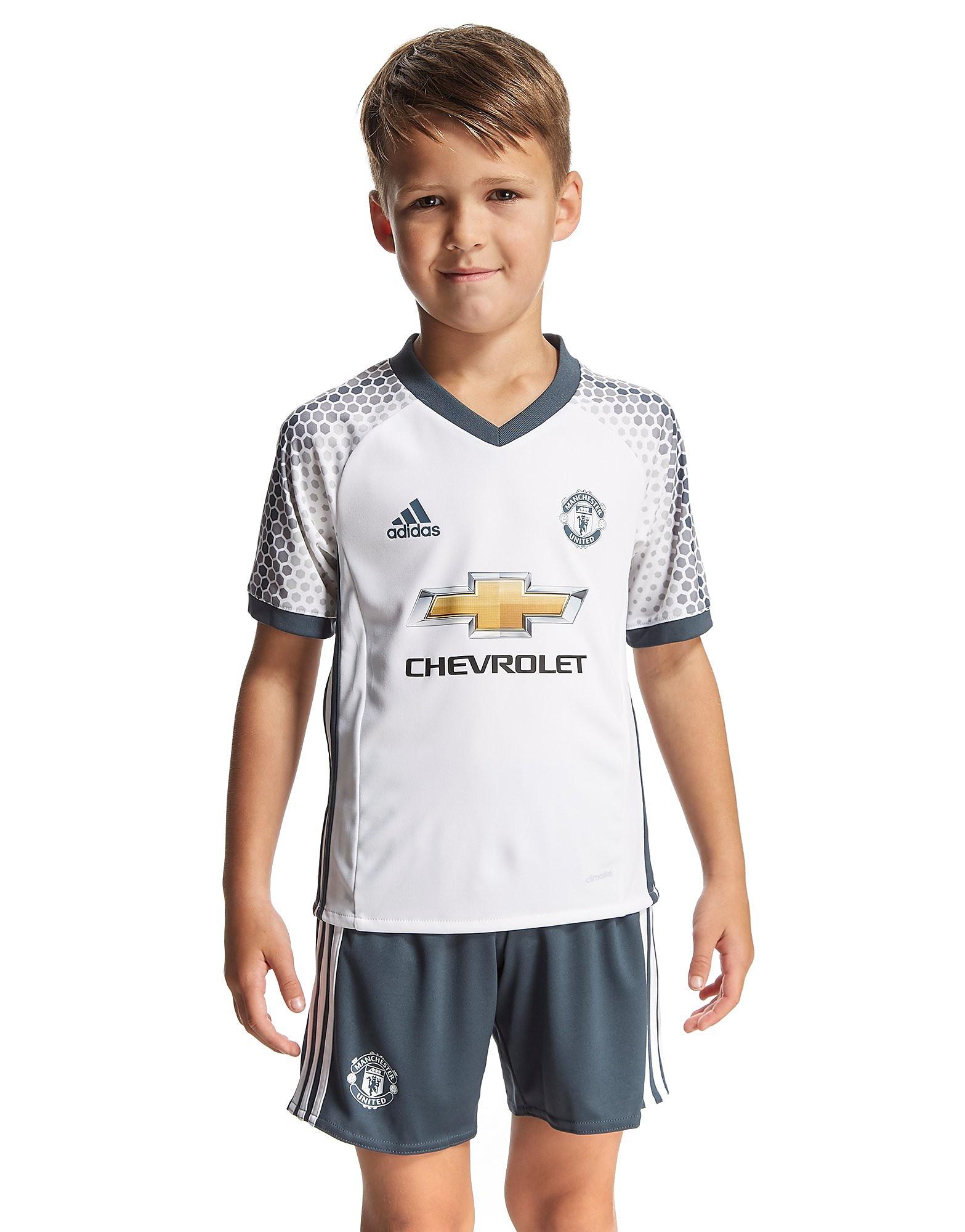 adidas Manchester United 2016/17 Third Kit Children