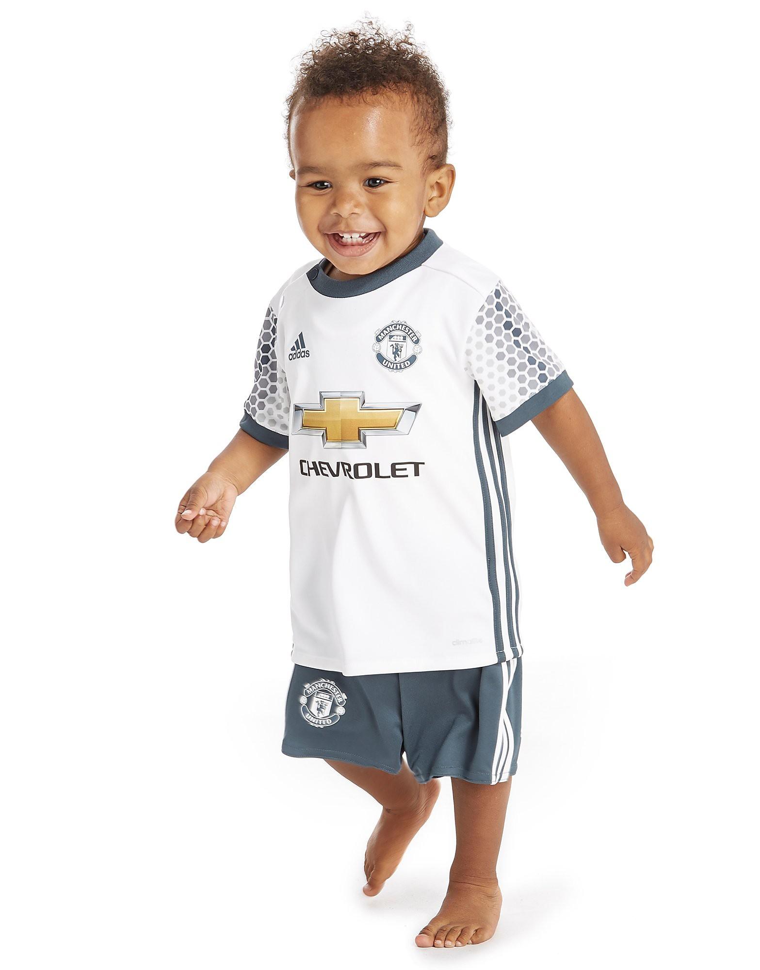 adidas Manchester United 2016/17 Third dräkt för baby