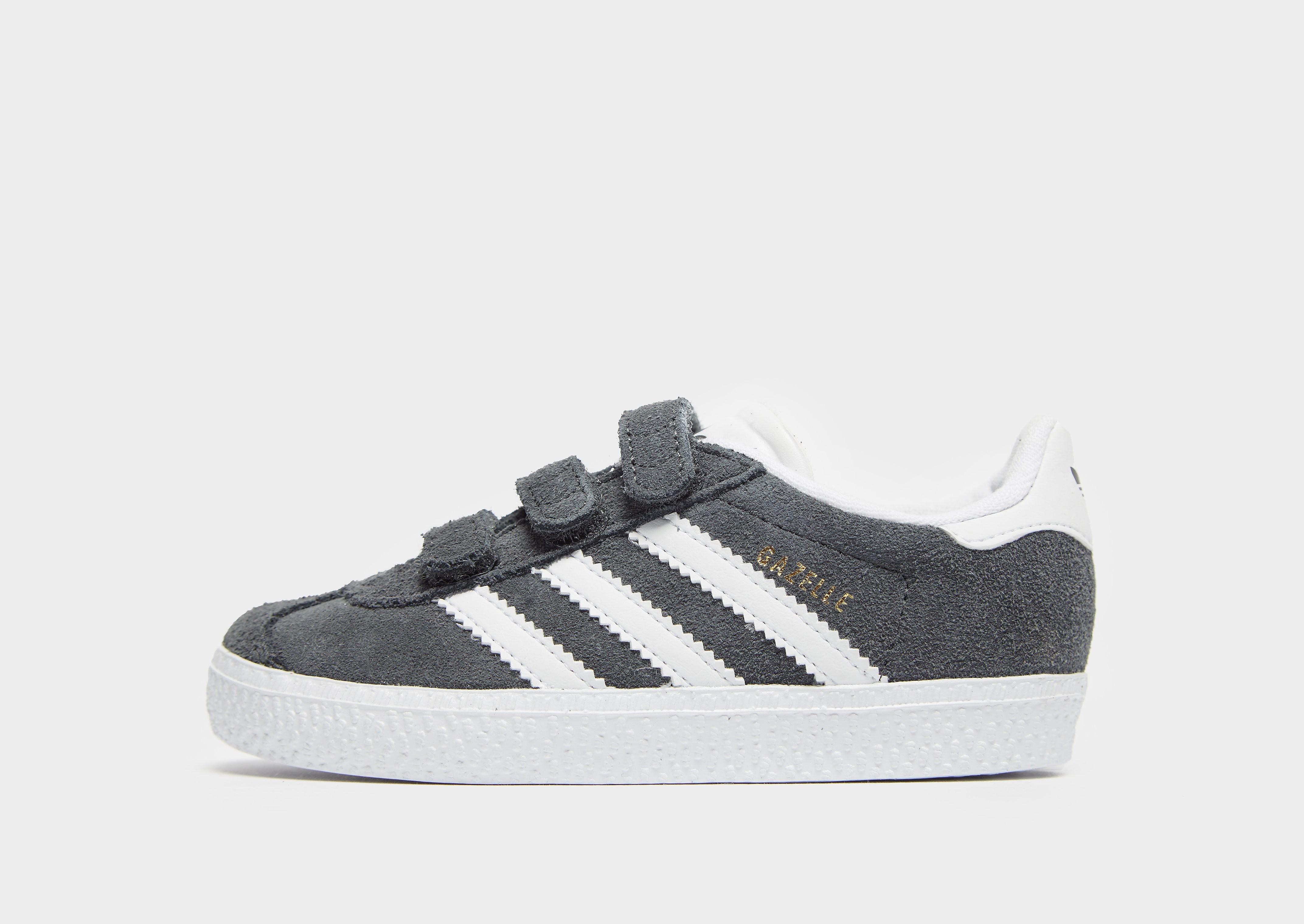 Adidas Gazelle kindersneaker grijs