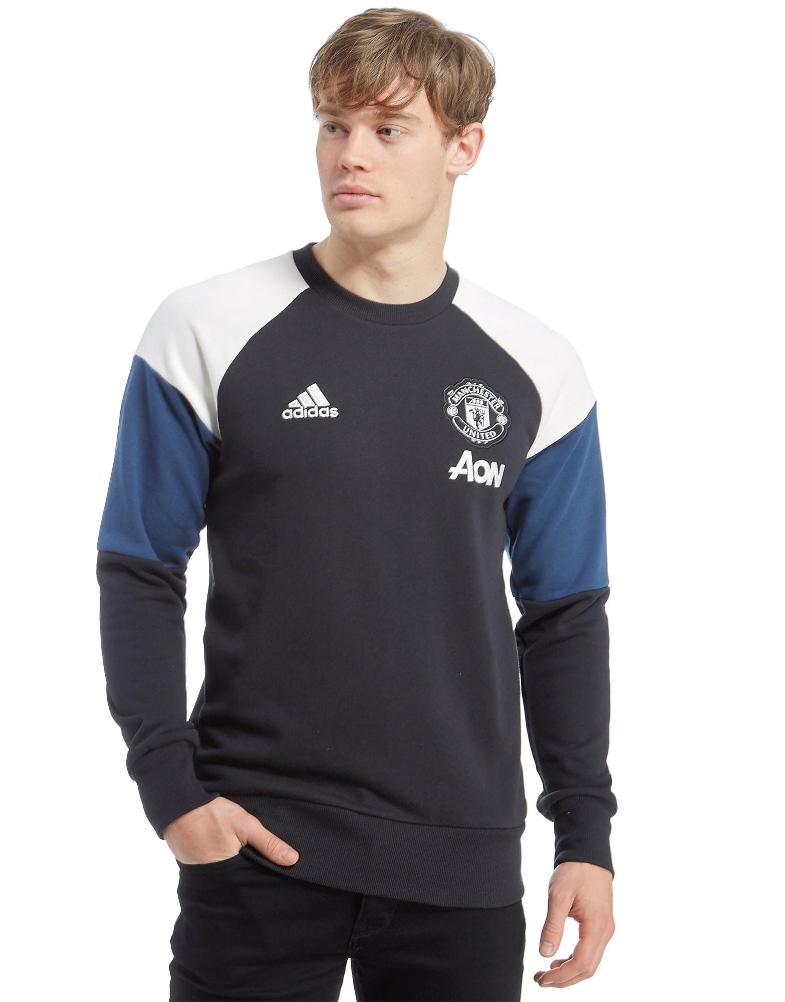 adidas Manchester United FC Sweatshirt Top