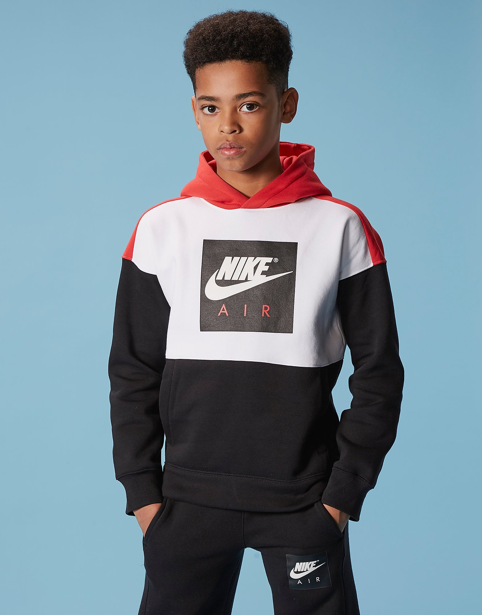 Nike sudadera Air Overhead júnior