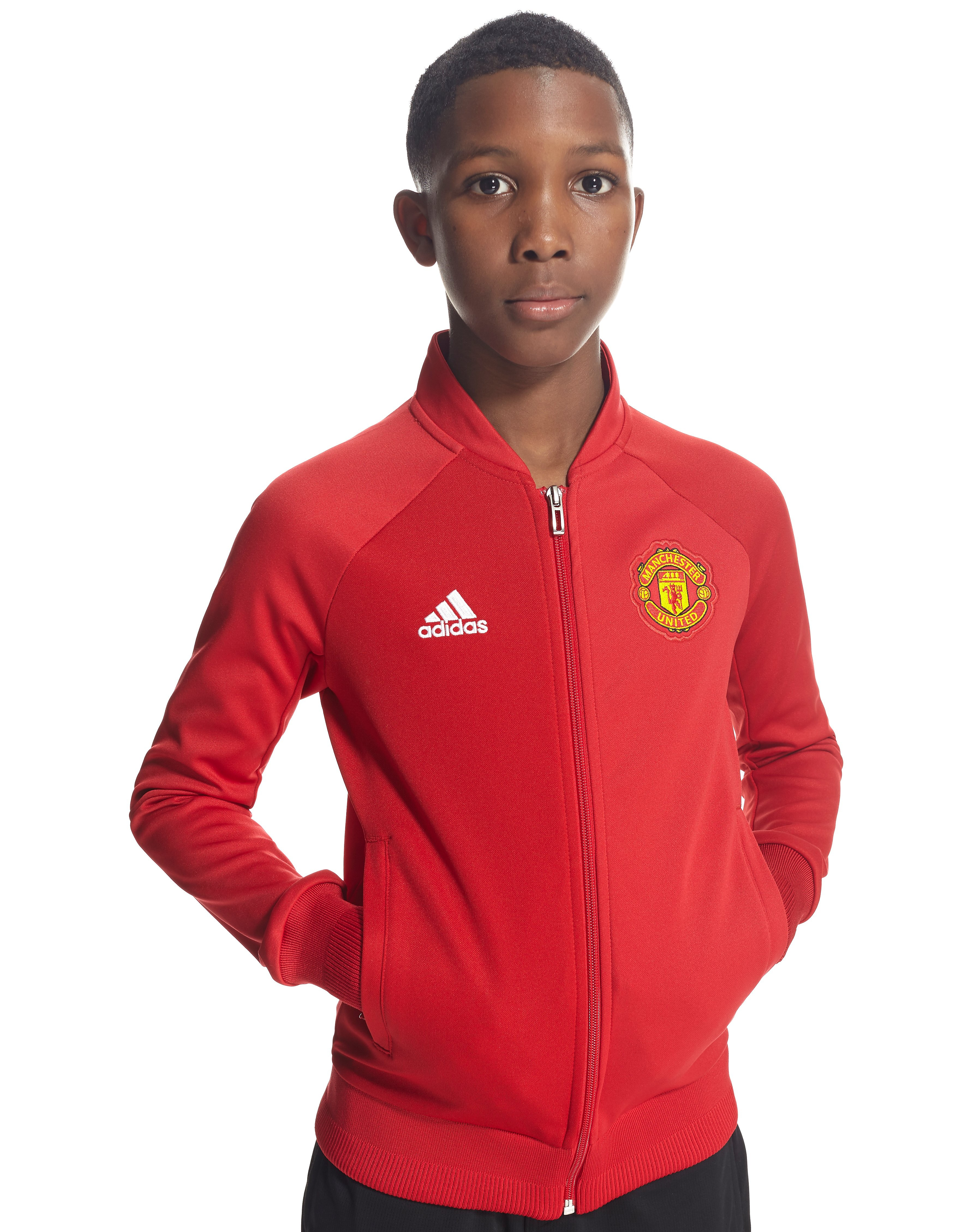 adidas Manchester United FC Anthem Jacket