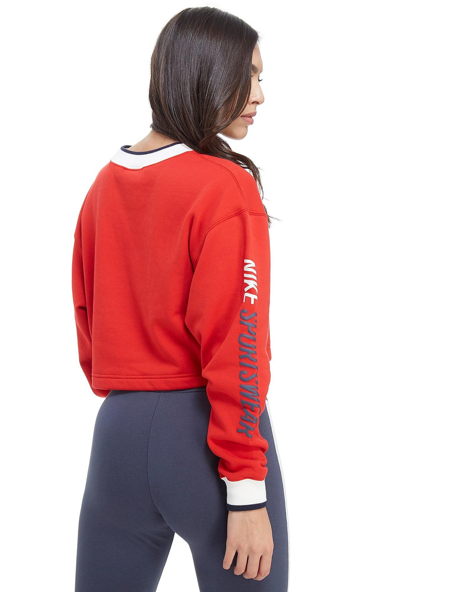 Nike Archive Reversible Crew Sweatshirt