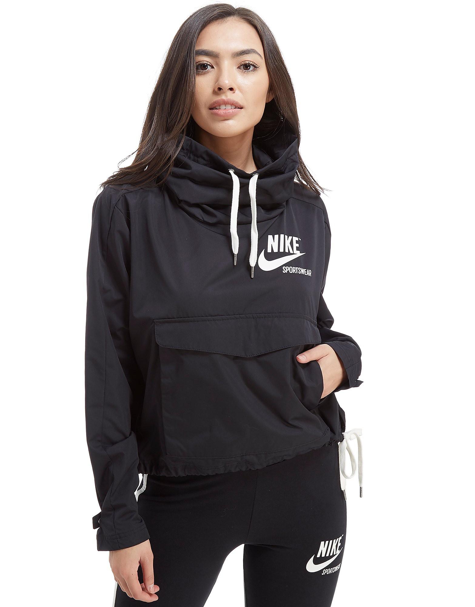 Nike Veste Archive Femme - Black, Black
