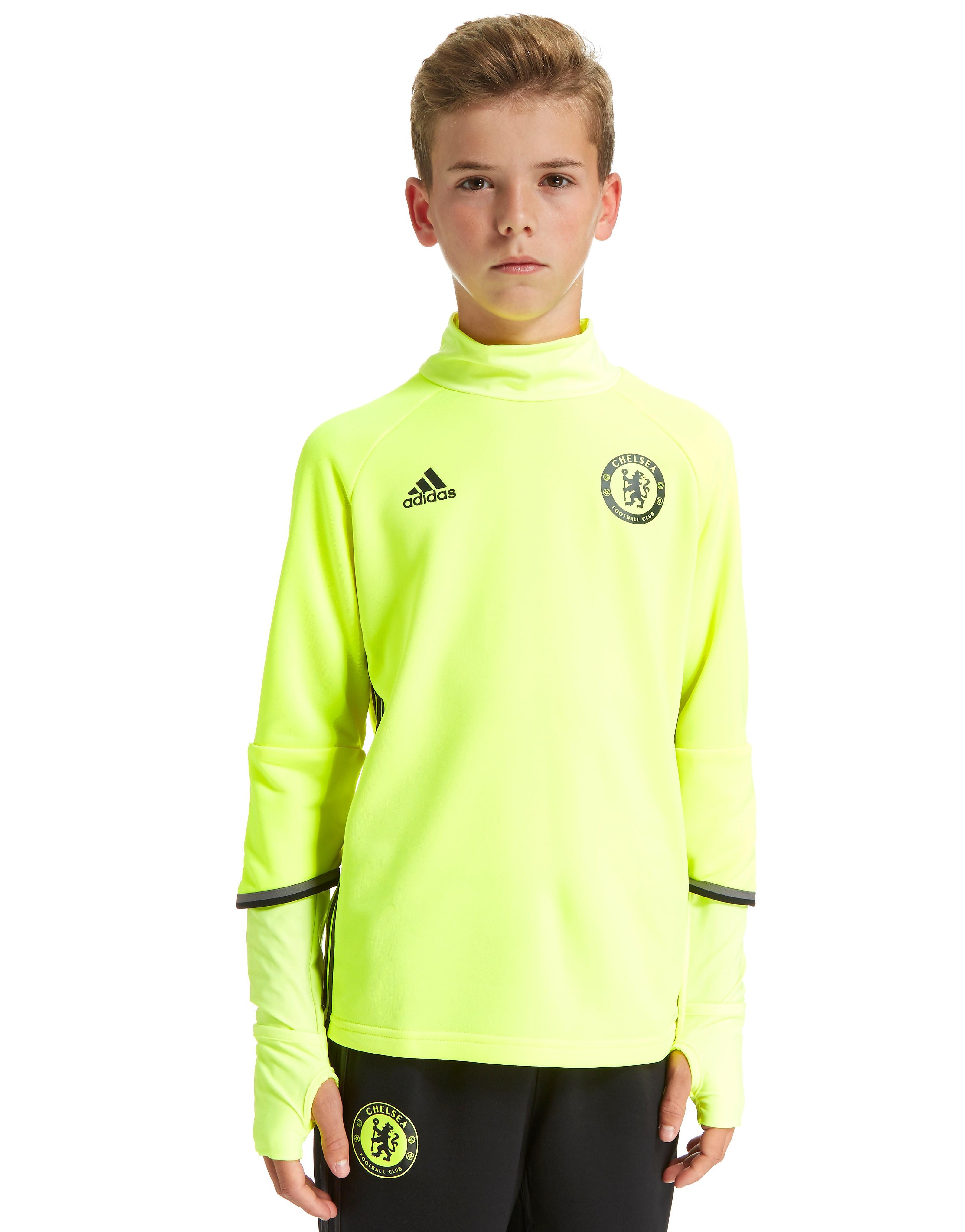 adidas Chelsea FC Training Top Junior
