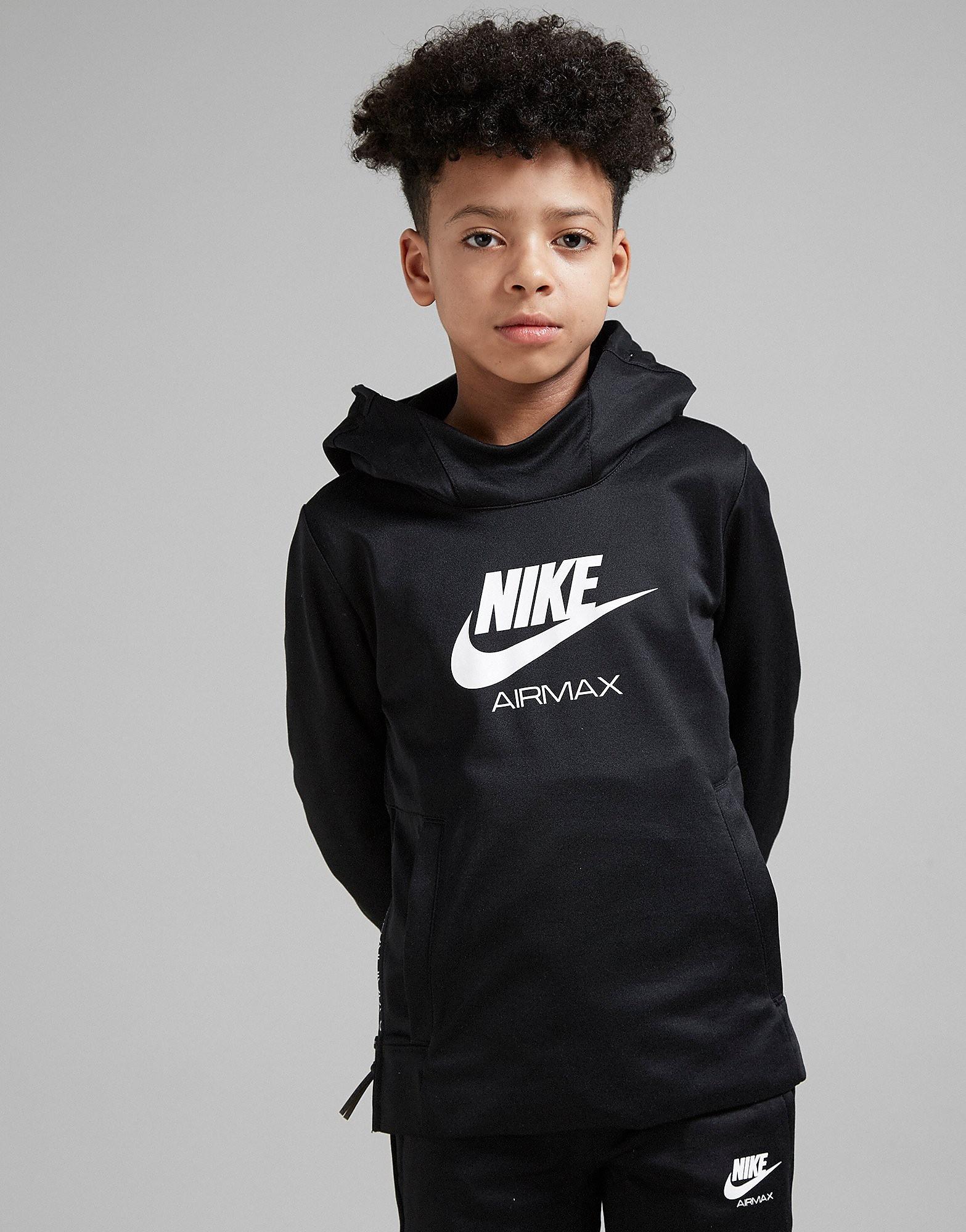 Nike Air Max Poly Overhead Hoodie Junior
