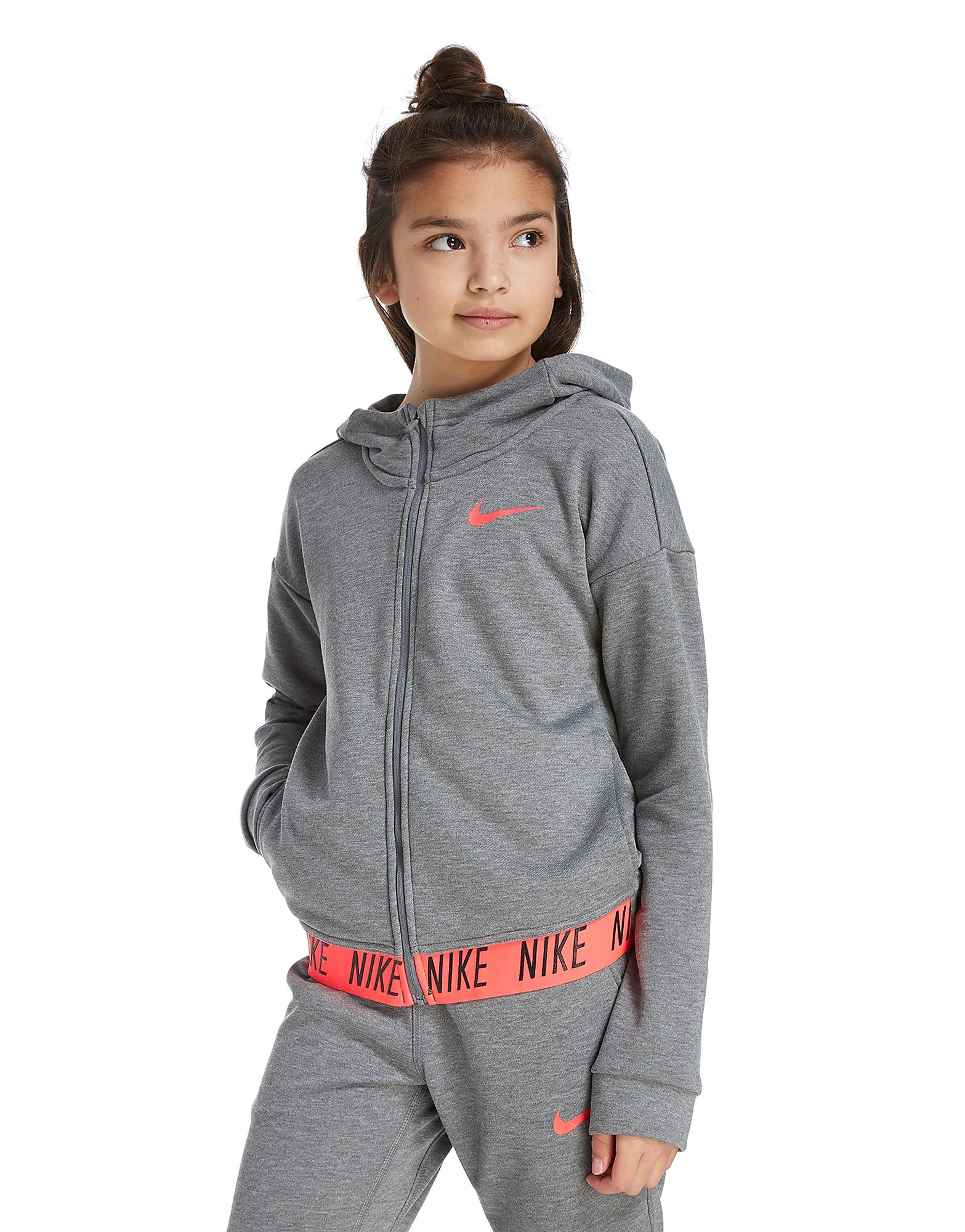 Nike chaqueta Training Full Zip júnior