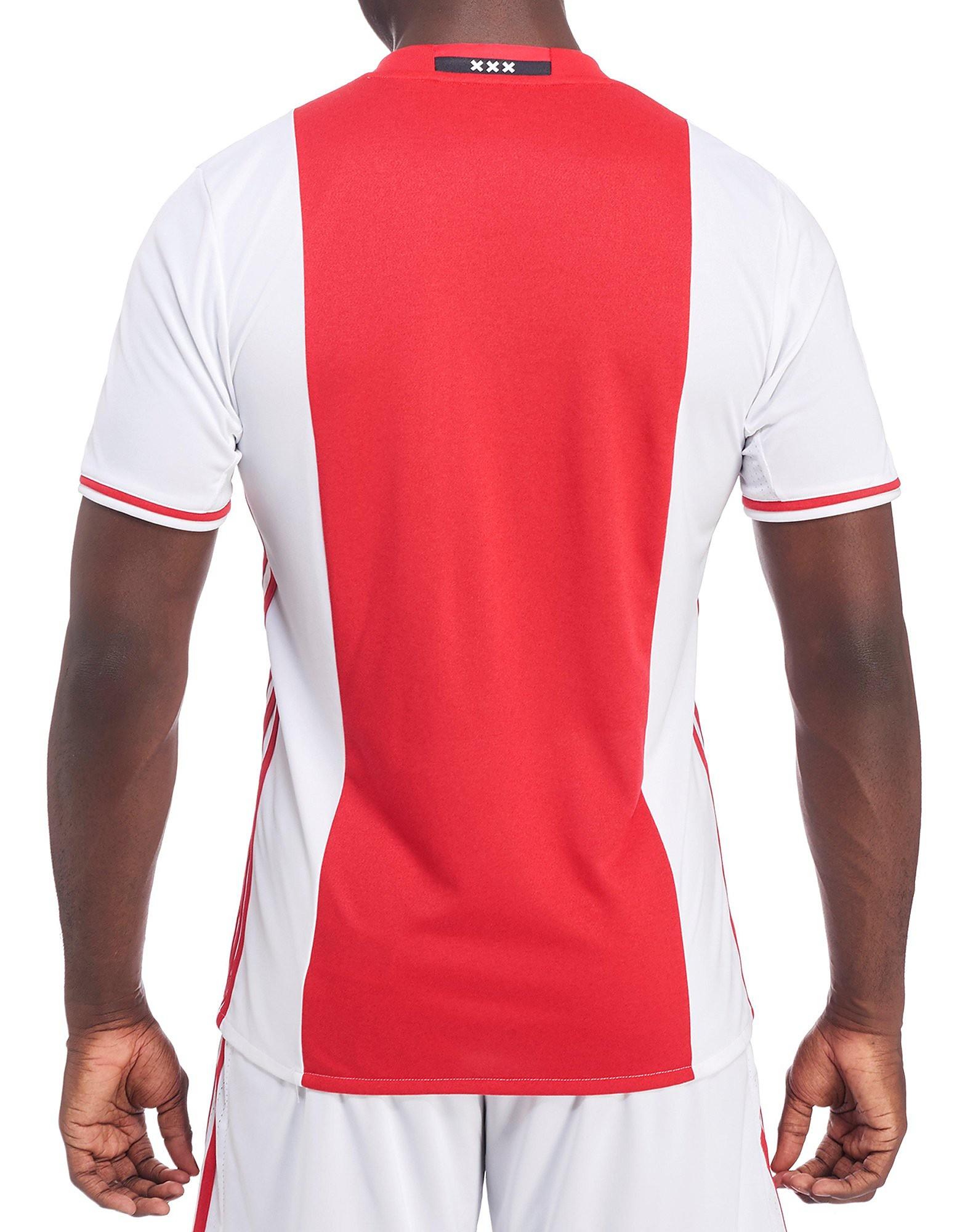 adidas Ajax 2016/17 Home Shirt