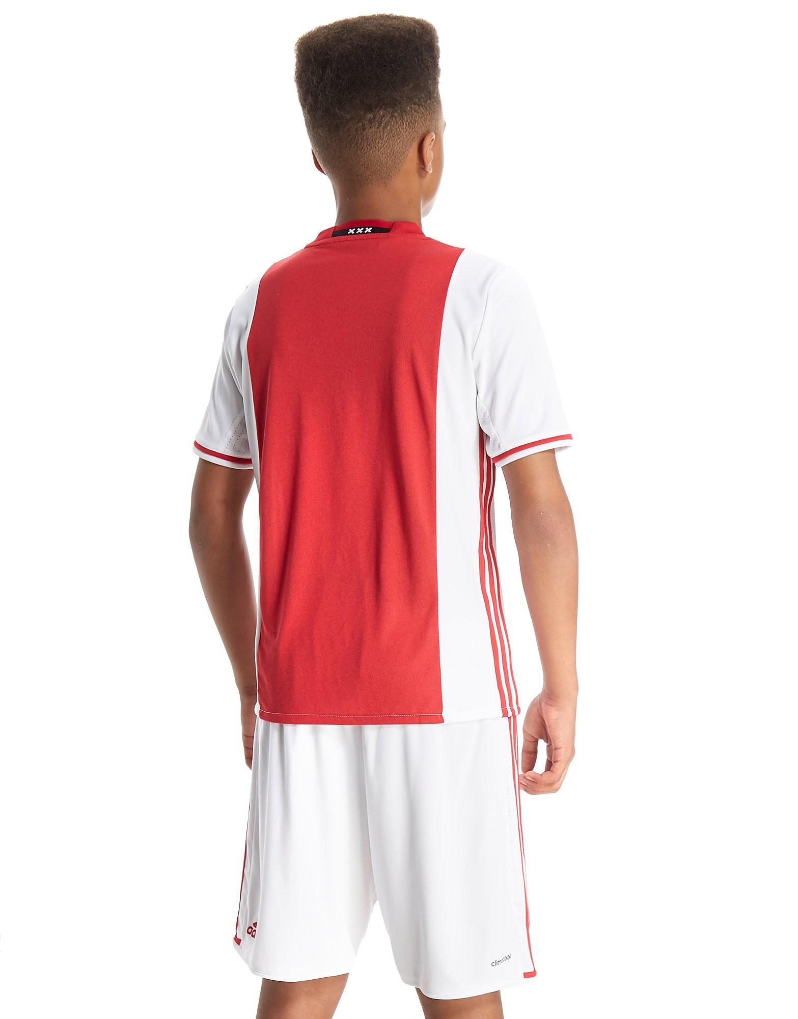 adidas Ajax 2016/17 Home Shirt Junior