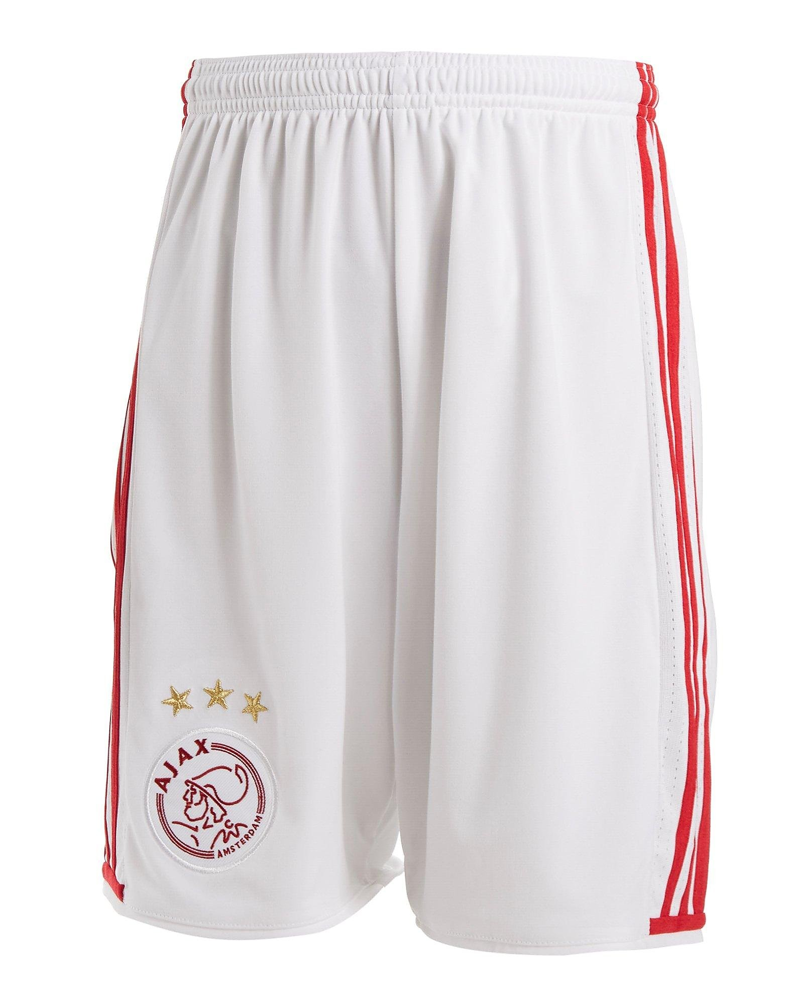 adidas Ajax 2016/17 Home Shorts Junior
