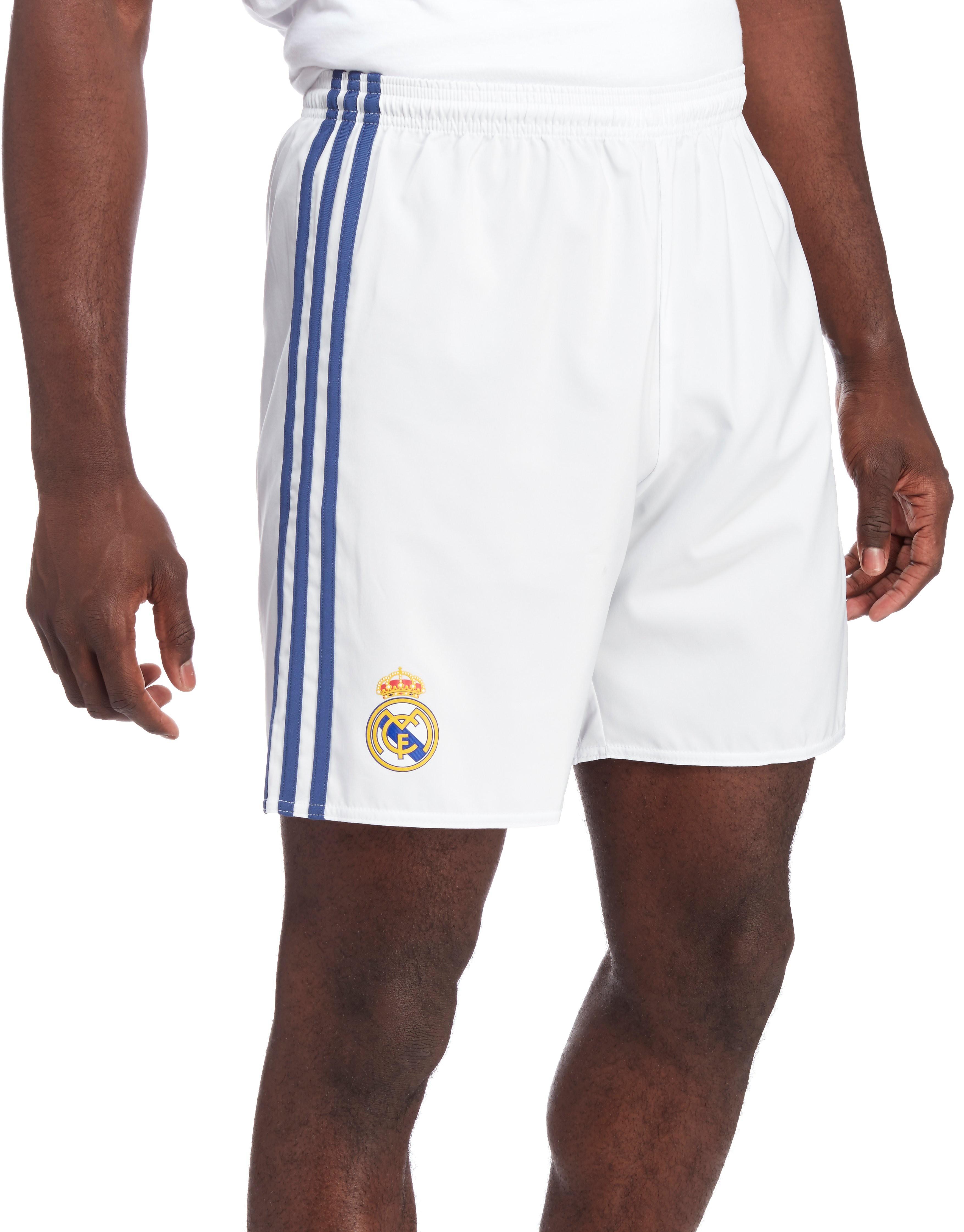 adidas Real Madrid 2016/17 Home Shorts