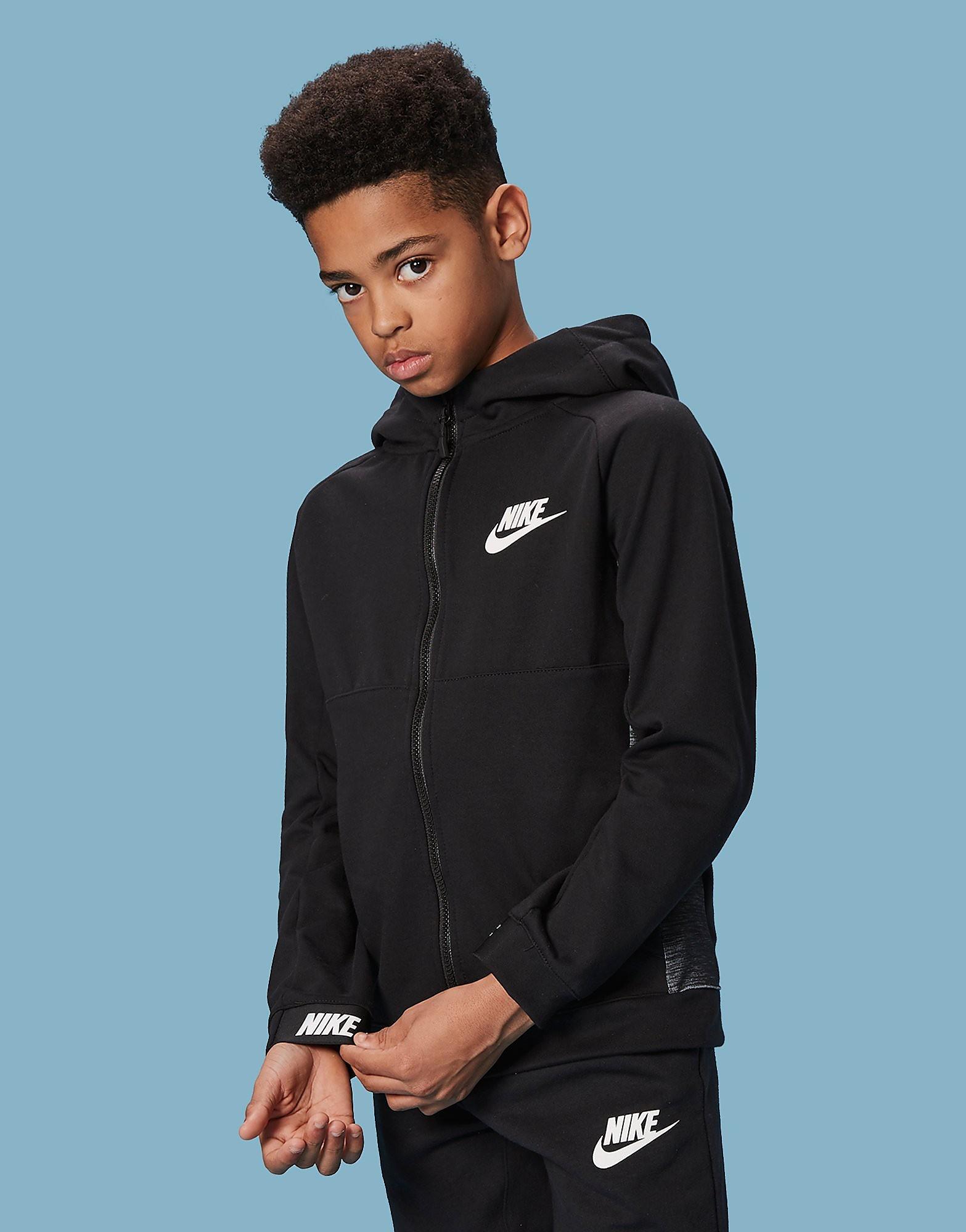 Nike Advance Full Zip Hoodie Junior