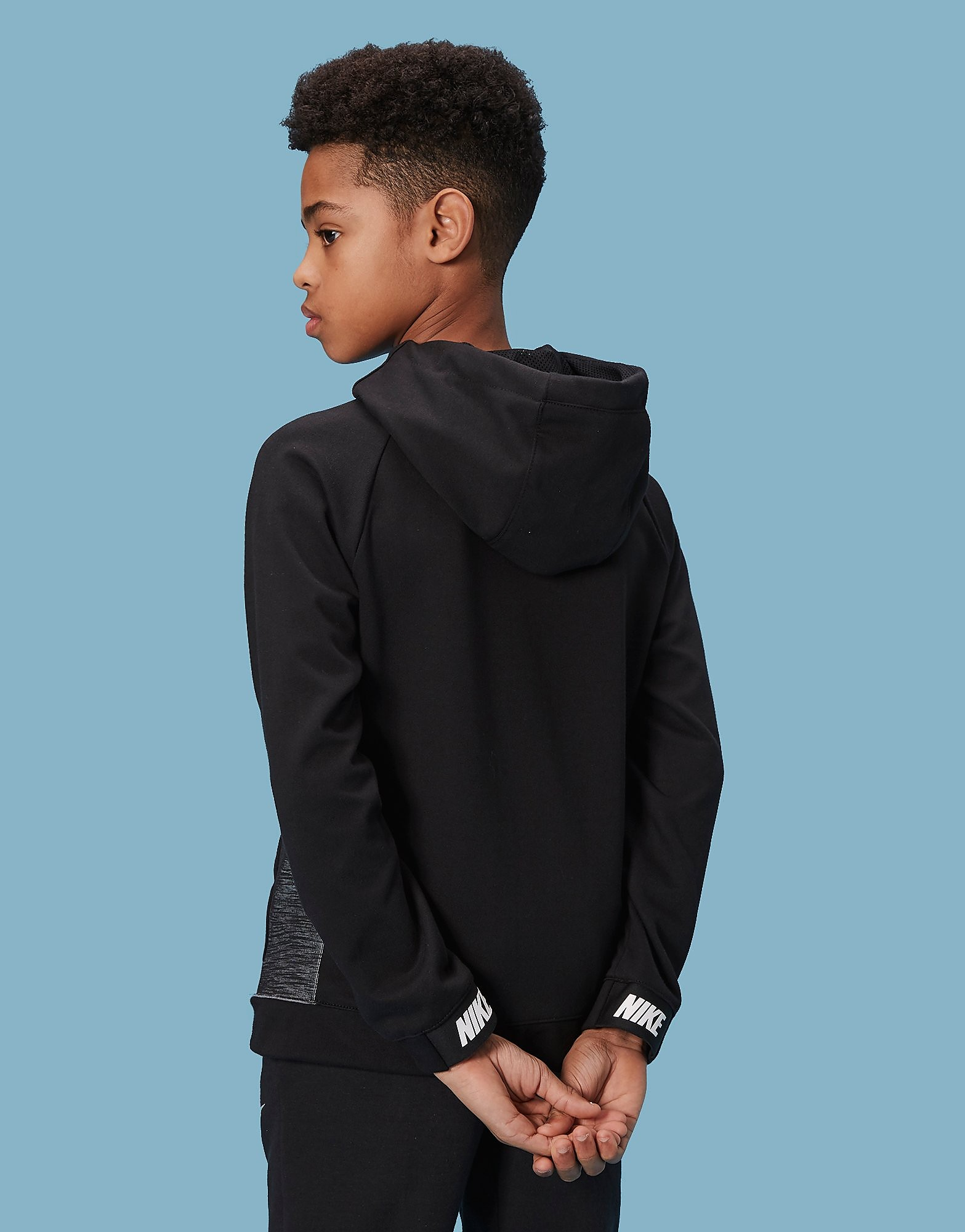 Nike Advance Full Zip Hoodie Junior