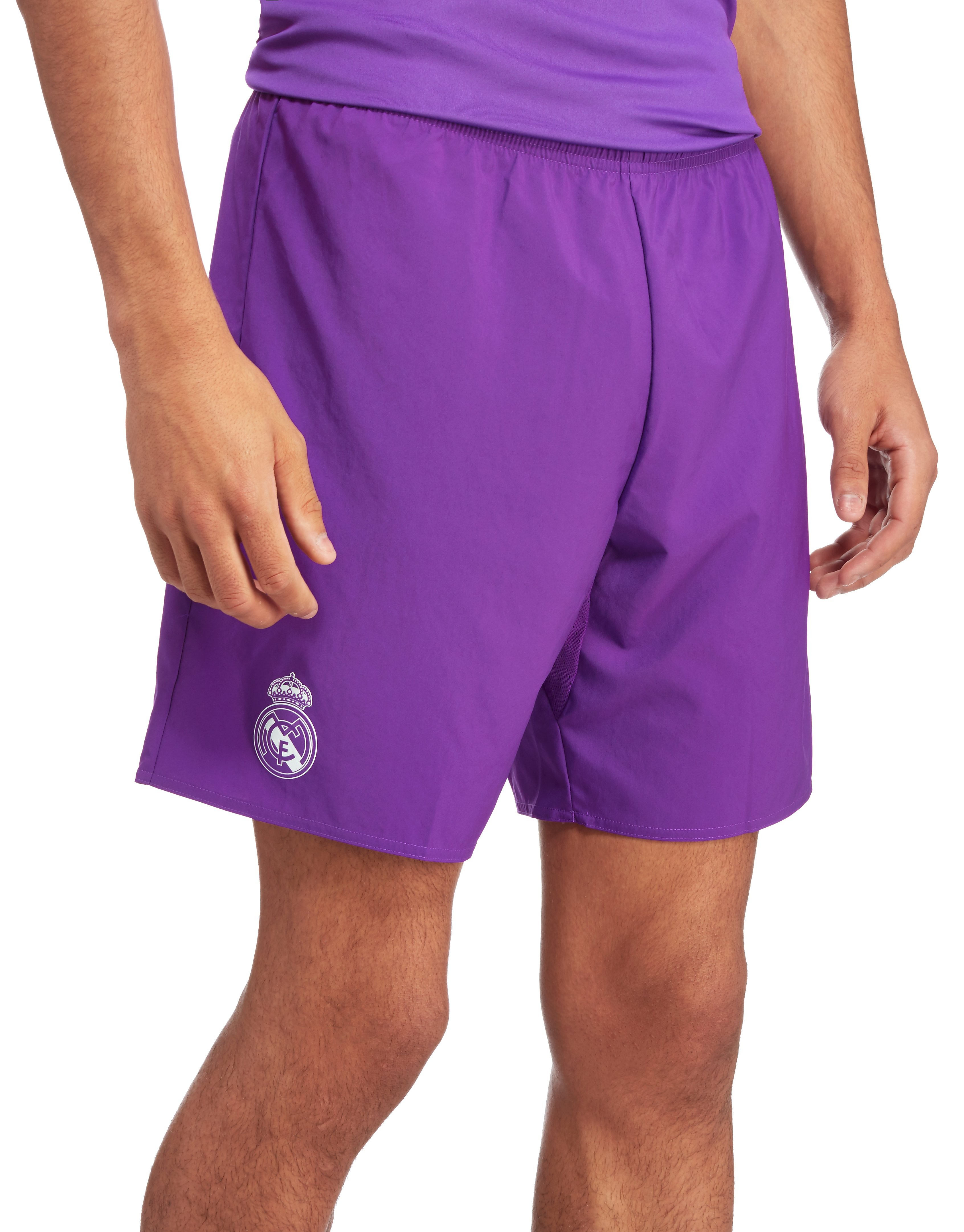 adidas Real Madrid 2016/17 Away Shorts