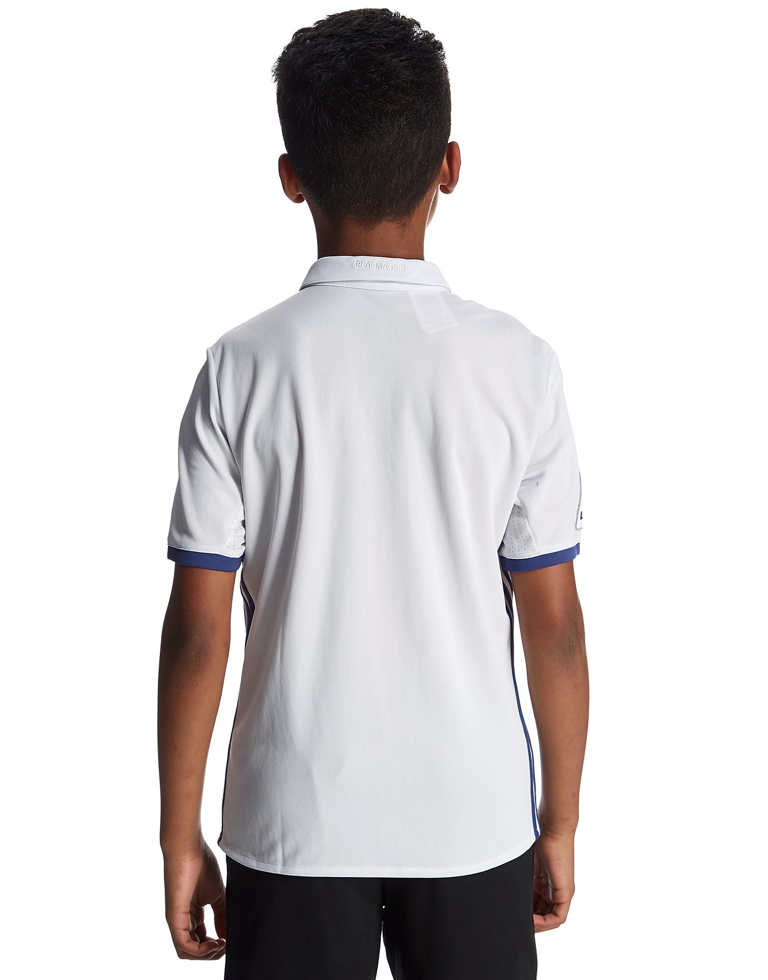 adidas Real Madrid 2016/17 Home Shirt Junior