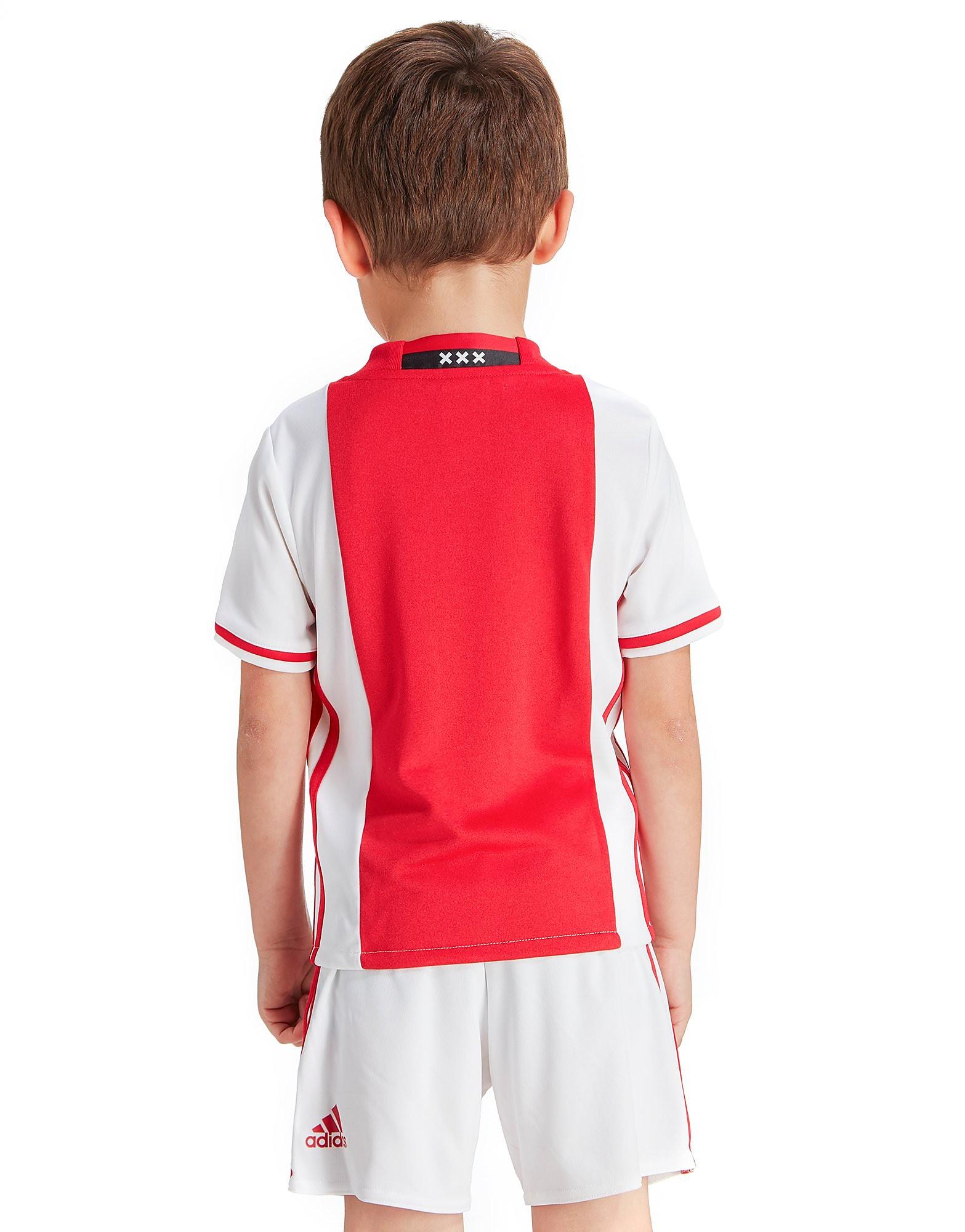 adidas Ajax 2016/17 Home Kit Children