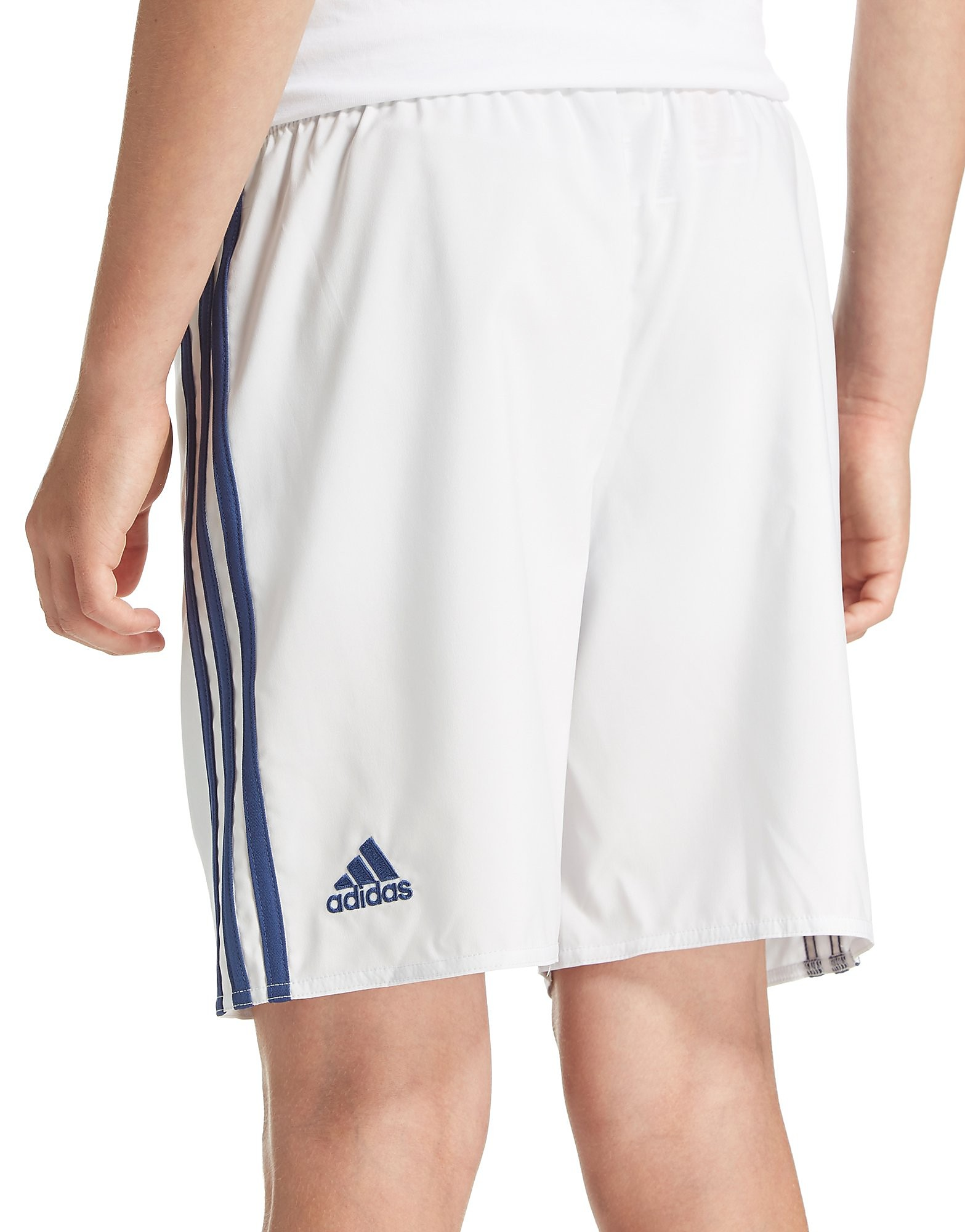 adidas Real Madrid 2016/17 Home Shorts Junior