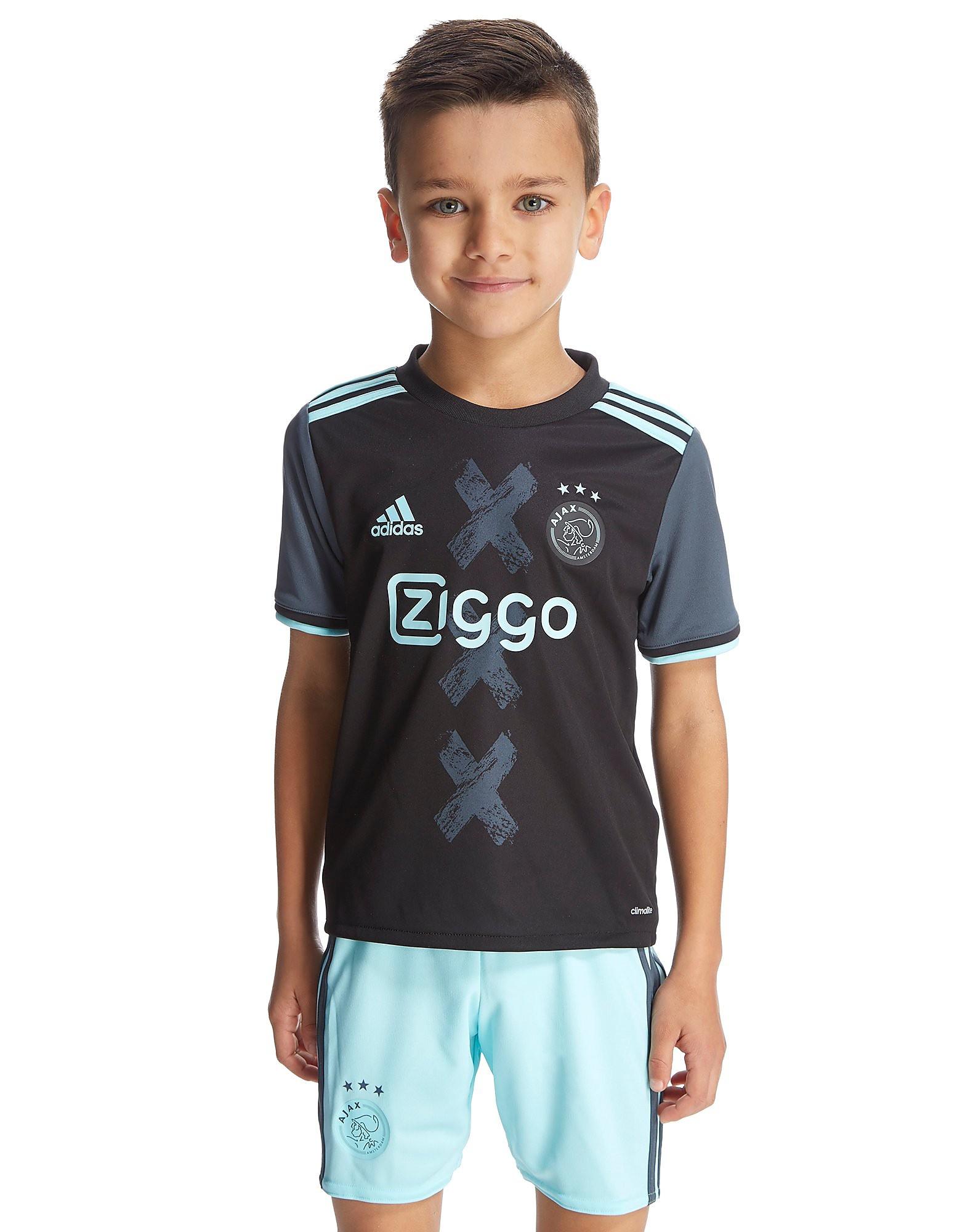 adidas Ajax 2016/17 Away Kit Children
