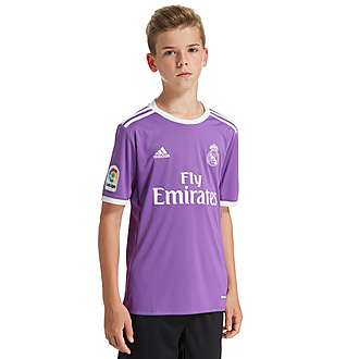 adidas Real Madrid 2016/17 Away Shirt Junior