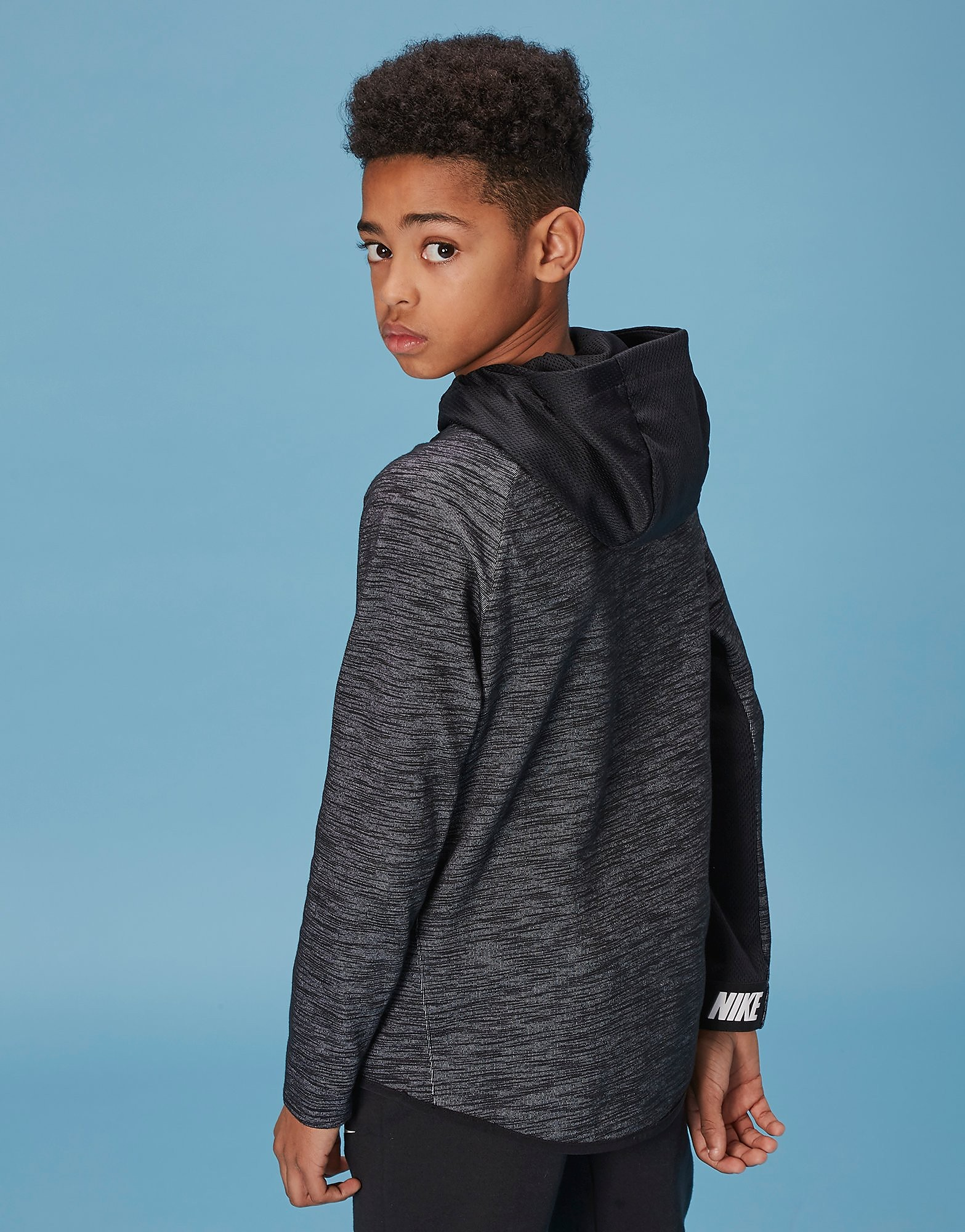 Nike Advance Overhead Hoodie Junior
