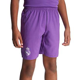 adidas Real Madrid 2016/17 Away Shorts Junior